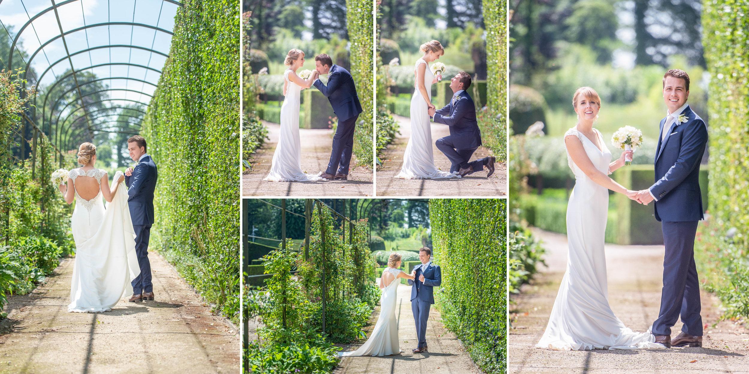 Huwelijksfotograaf Limburg Bilzen - Hof te Rhode, Schaffen - Diest