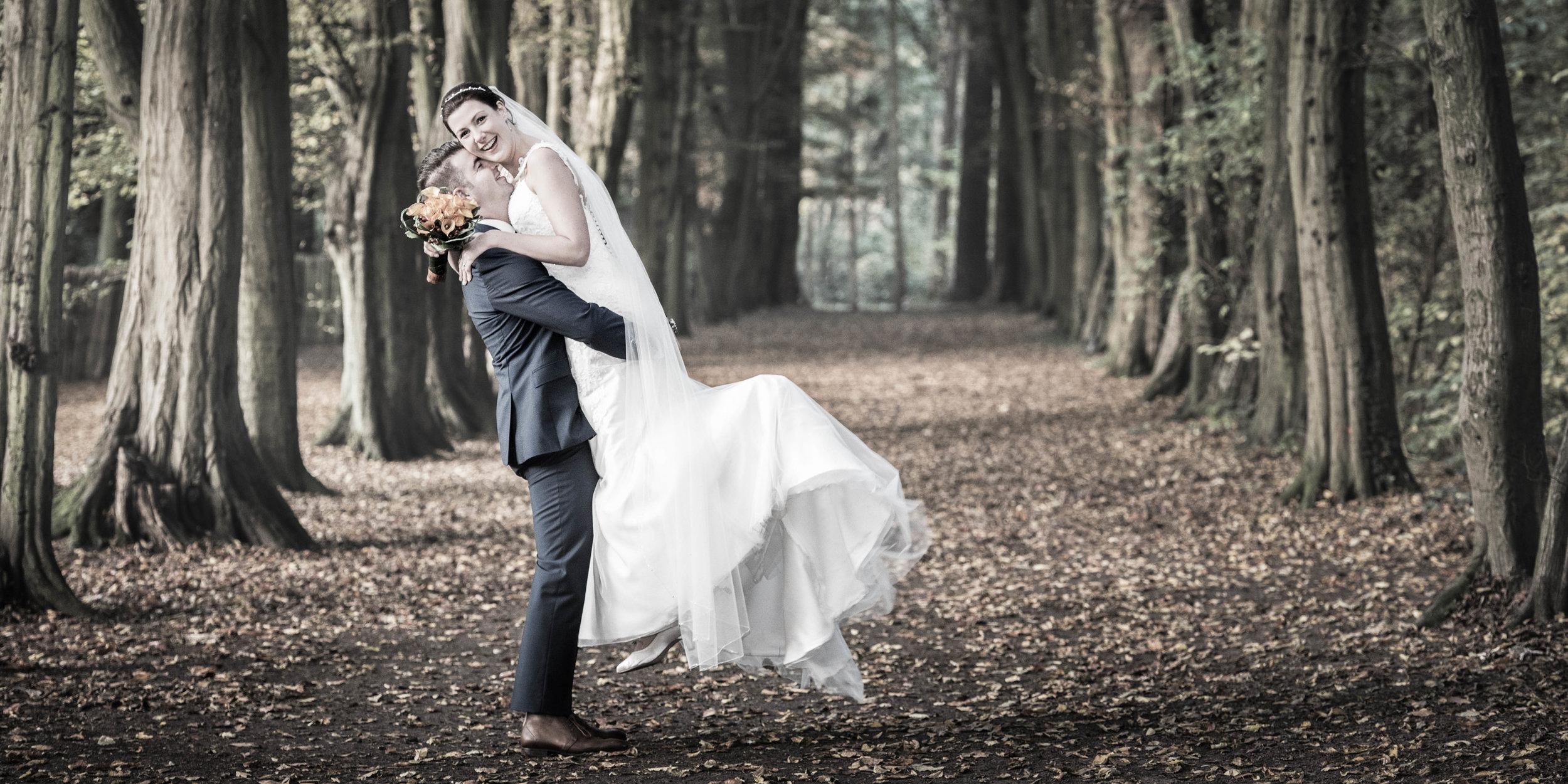 Huwelijksfotograaf Limburg Bilzen - Elysee, Genk