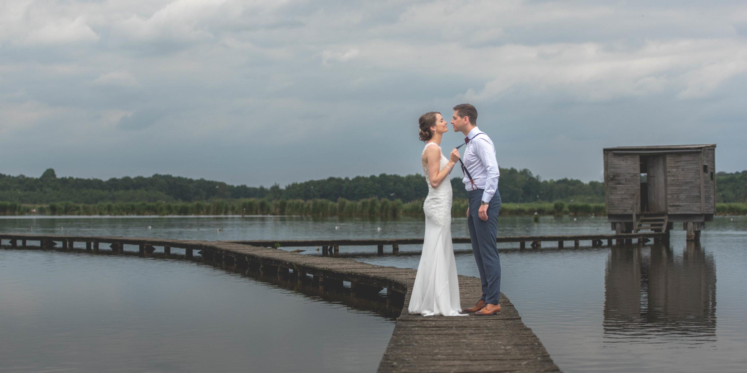 Huwelijksfotograaf Limburg Bilzen - De Beekhoeve, Landen