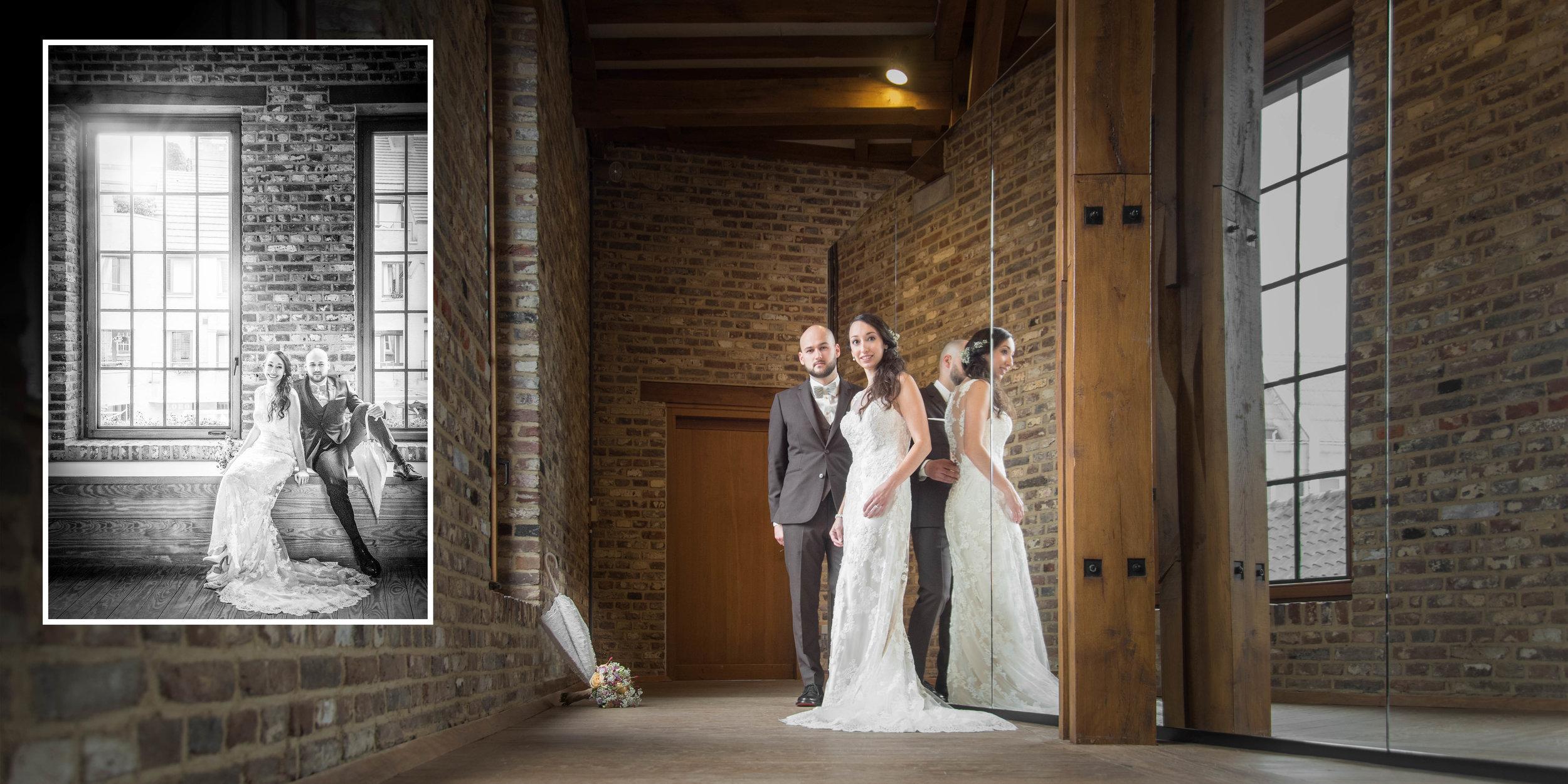 Huwelijksfotograaf Limburg Bilzen - De Baenwinning, Diepenbeek