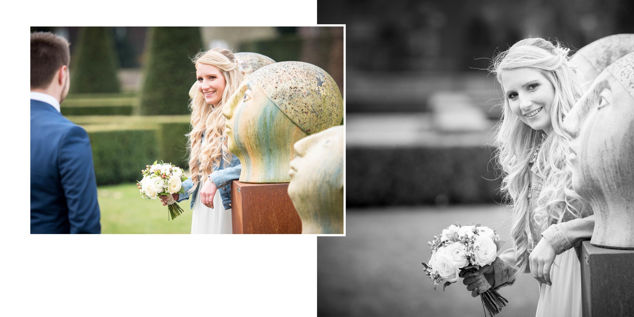 Huwelijksfotograaf Limburg Bilzen - Terhill Hotel, Maasmechelen