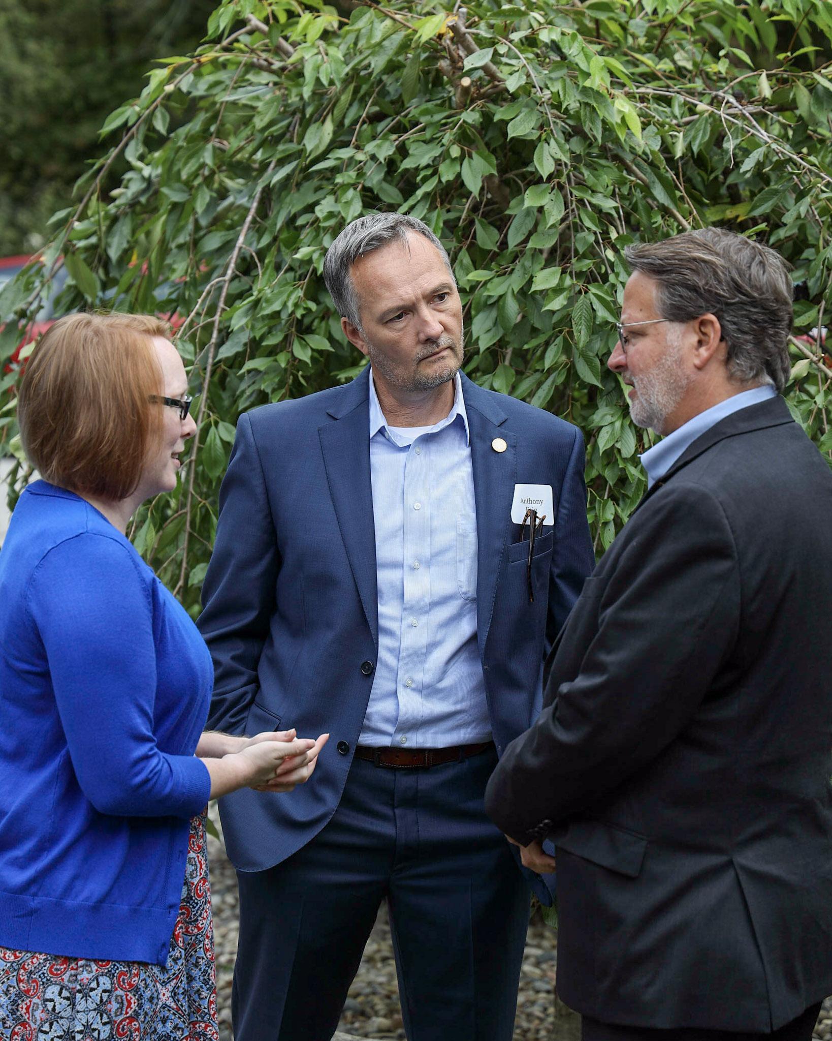 Lara Raisanen, Anthony, Sen. Peters