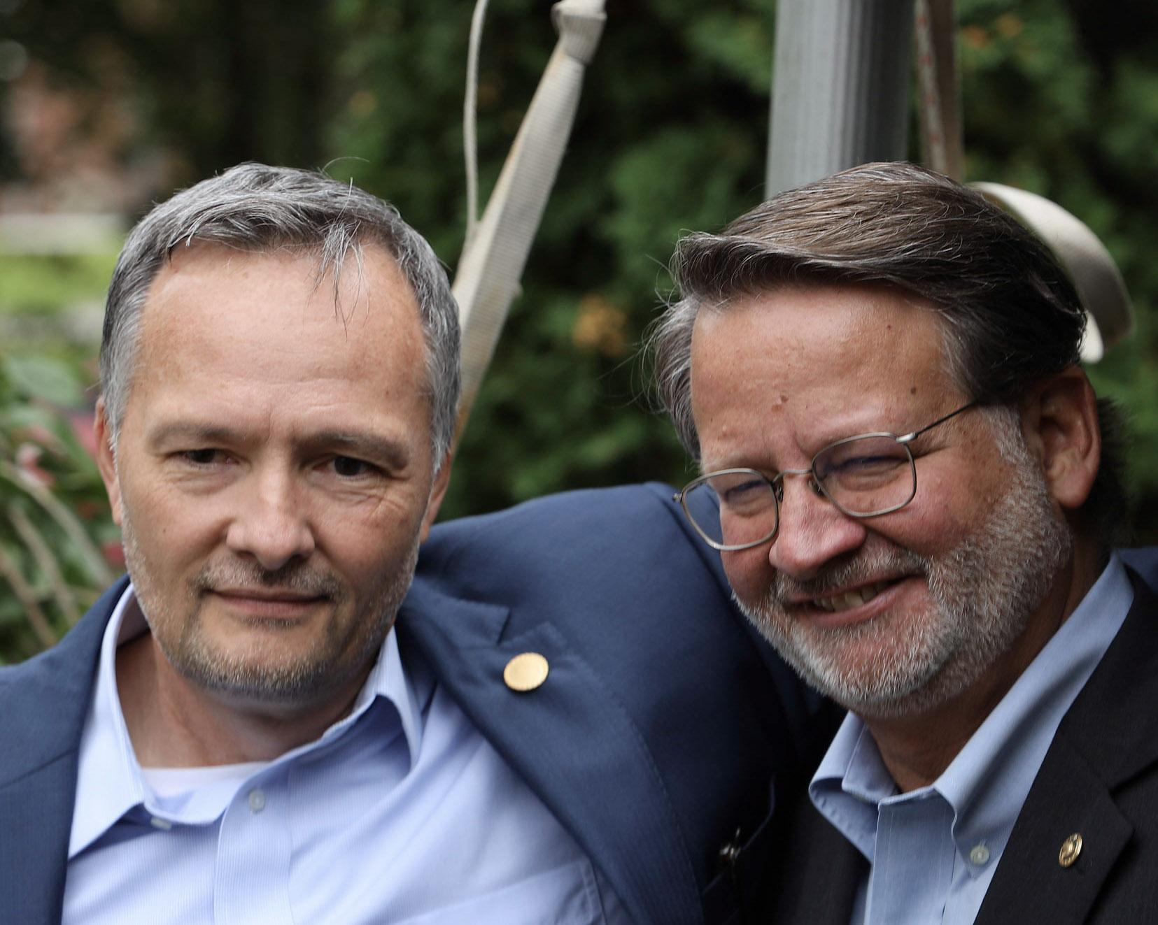 Anthony & Sen. Peters