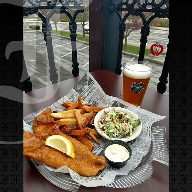 Its Friday, so you know what that means! Also, dont forget about our fish reuben! Happy Friday!!!