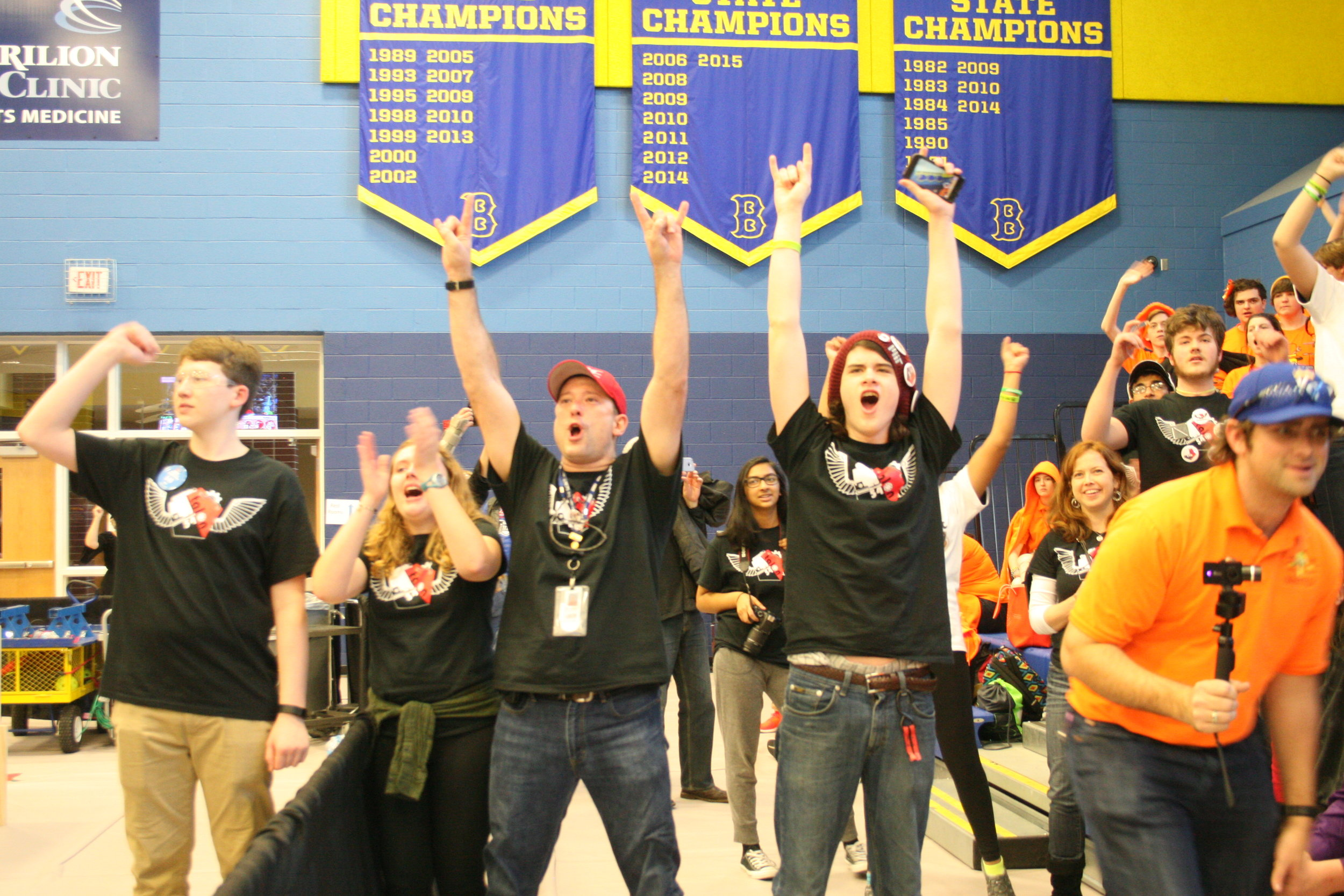 Issue 12: Victory at Southwest VA Districts!