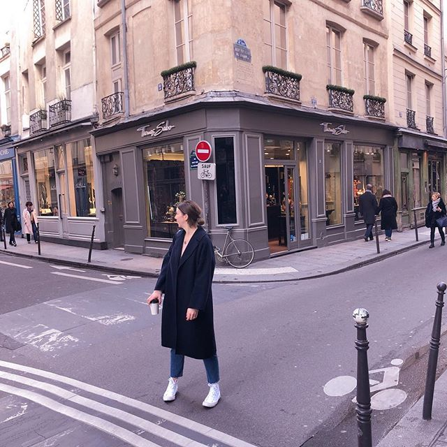 in search of pain au chocolat 🥐