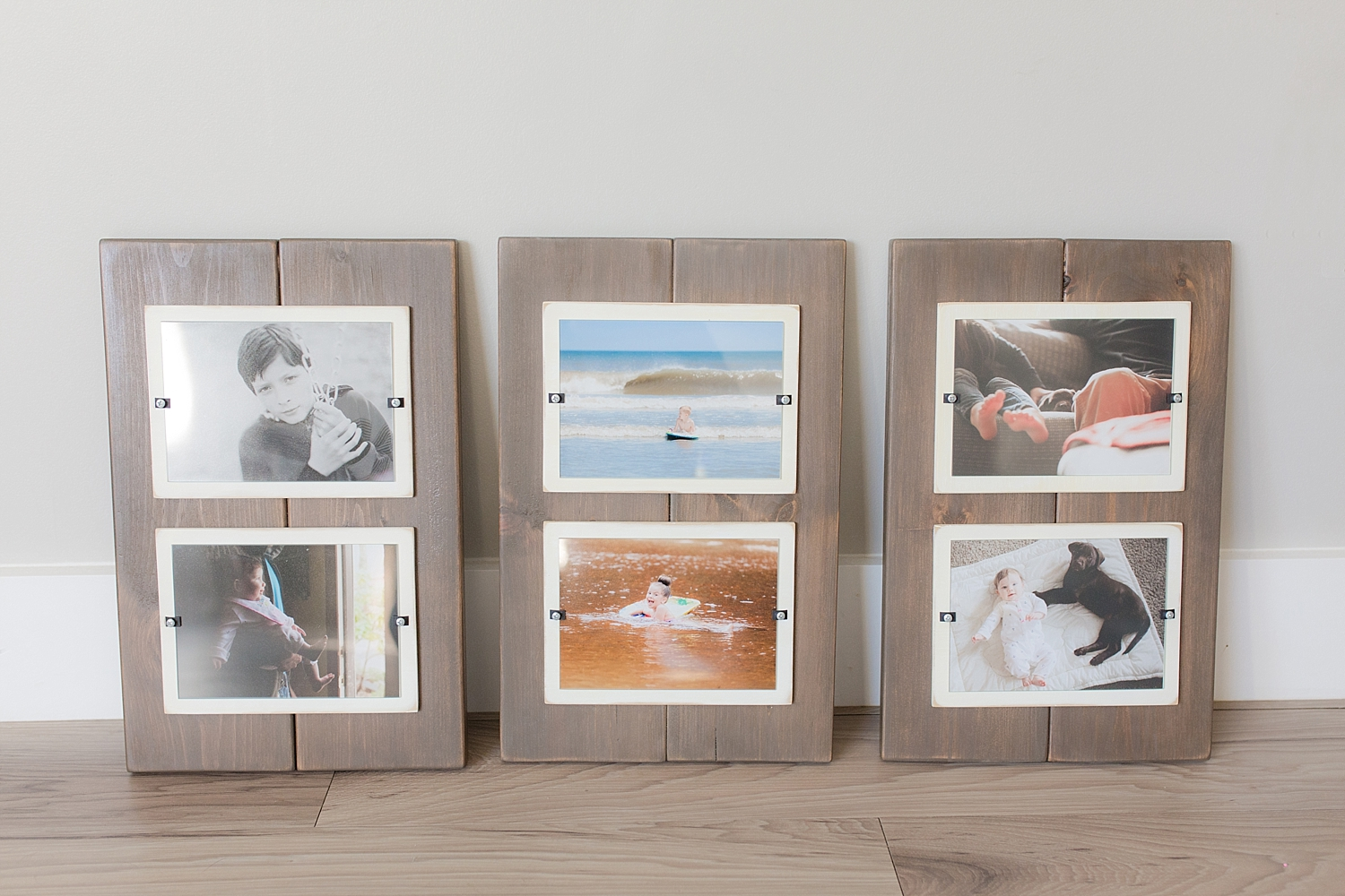 Rustic Picture FRAMES - OUR UNIQUE WOOD FRAMES FIT ANY STYLE.