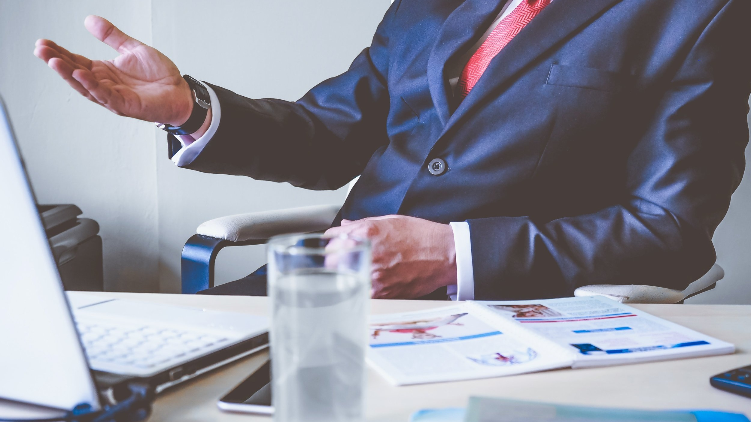 leadership and senior management -