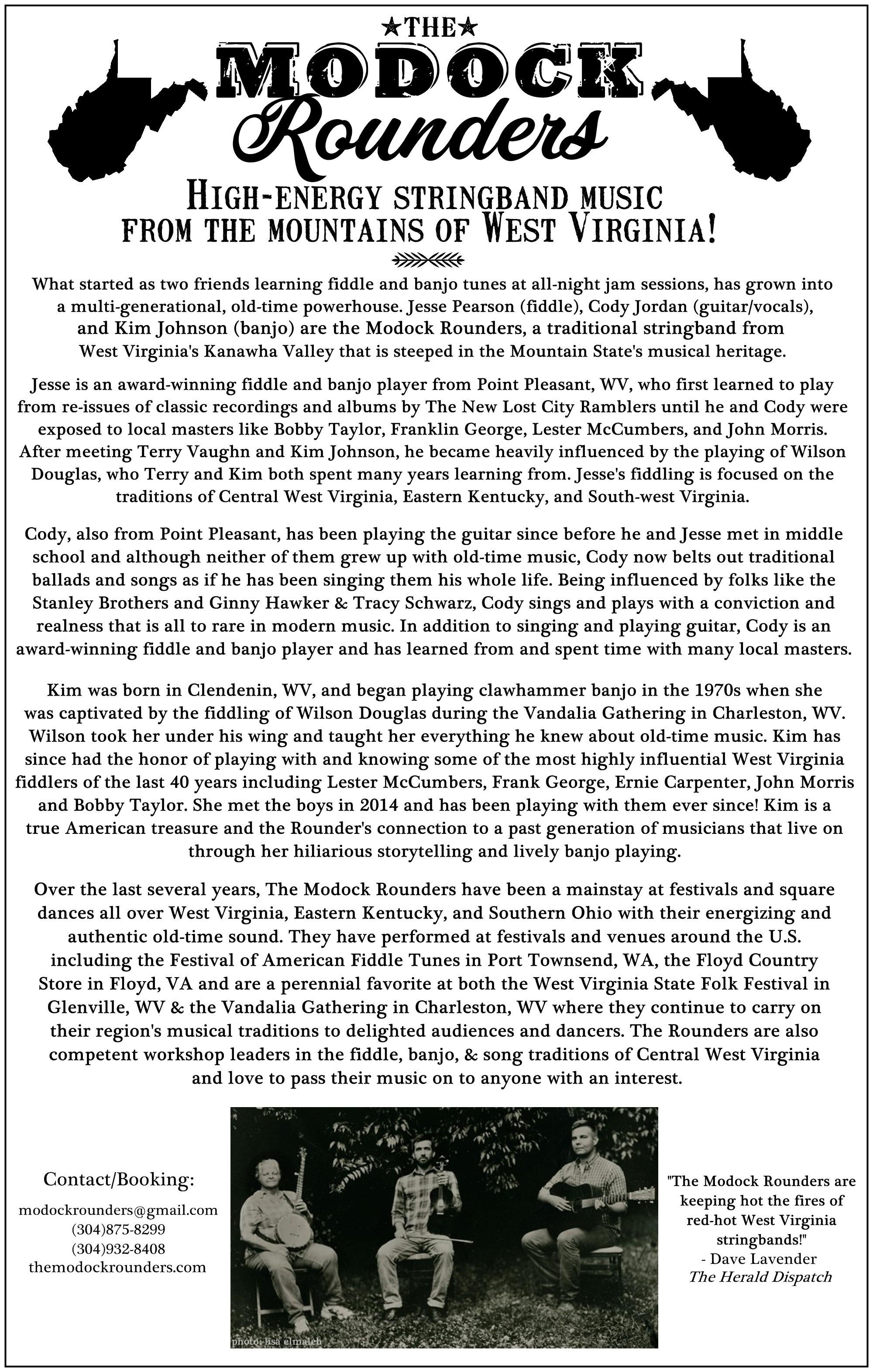 Biography-One Sheet - +PDF Download