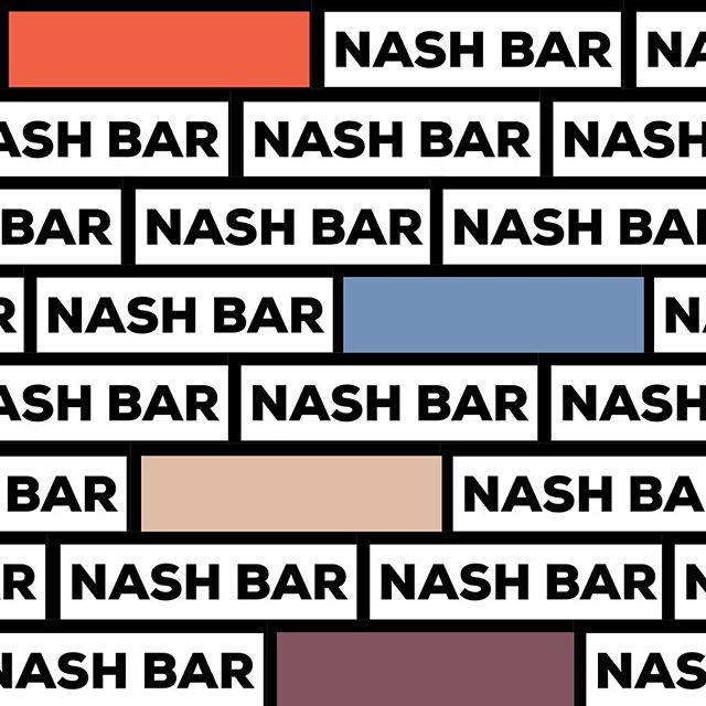 The new look Nash Bar is almost here. Stay tuned!  #comingsoon #mynashbar #newlooknashbar