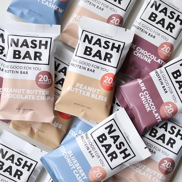 Say hello to our new look! Your continued support is the reason we can keep pushing, evolving, and growing and we can't thank you enough 😊 #mynashbar