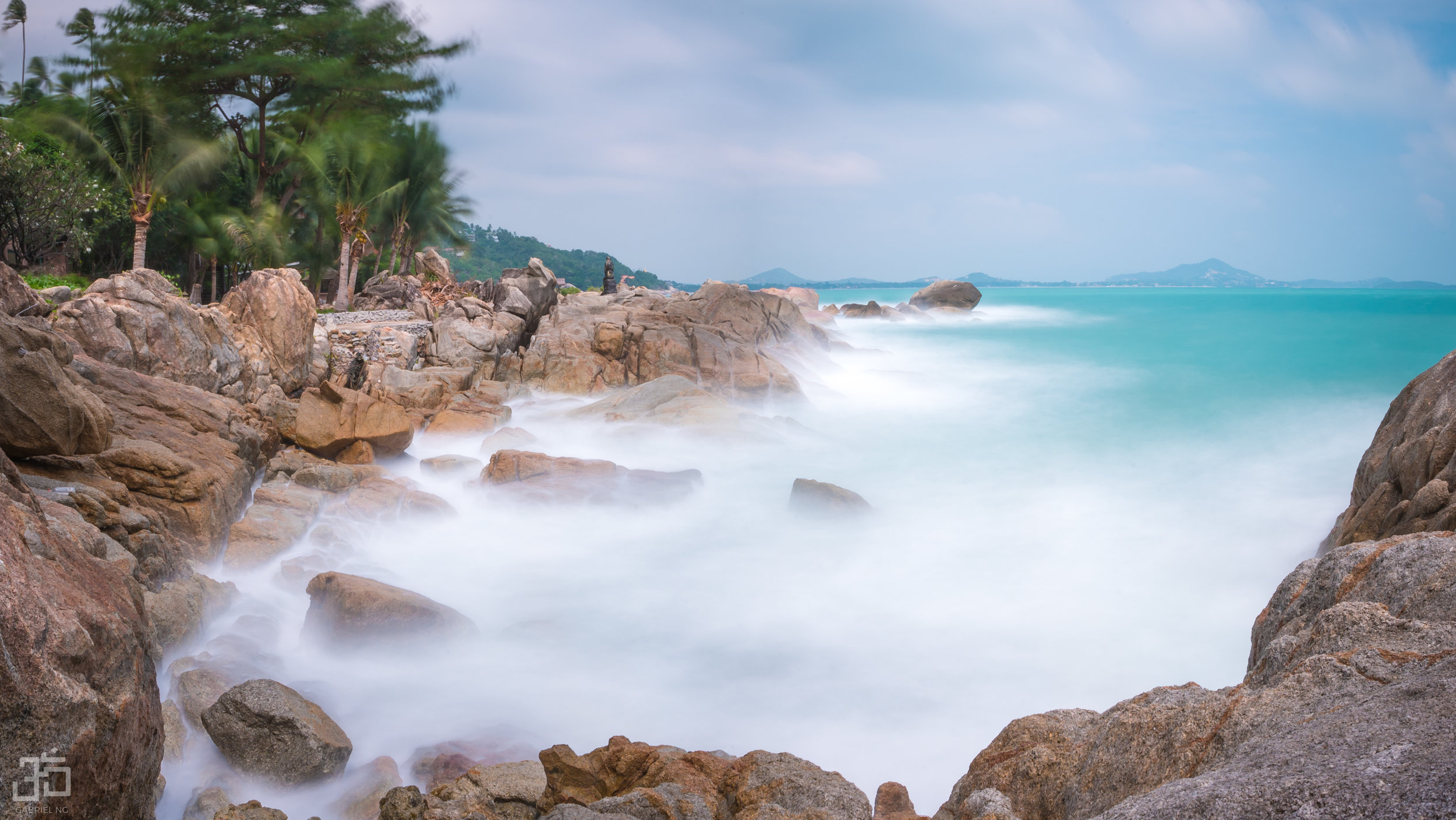 Monsoon Season, Koh Samui Thailand