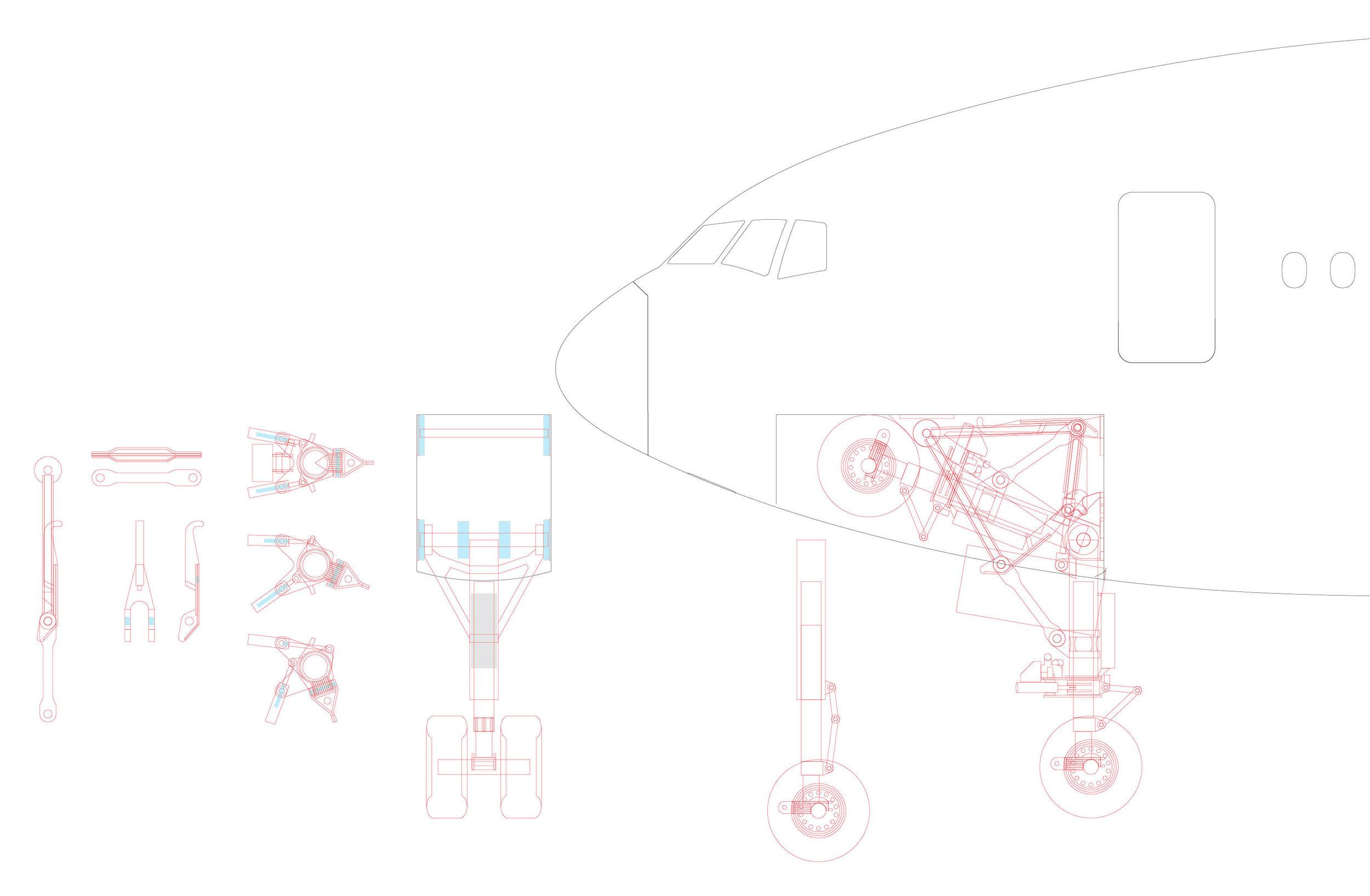 Landing gear - NLG - drawings 1.jpg