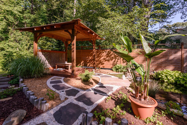 the canterbury - outdoor oasis