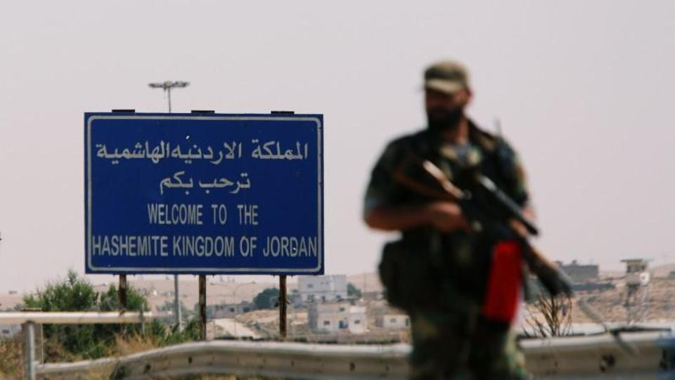 Nassib Border crossing in Deraa, Syria reopened in July 2018