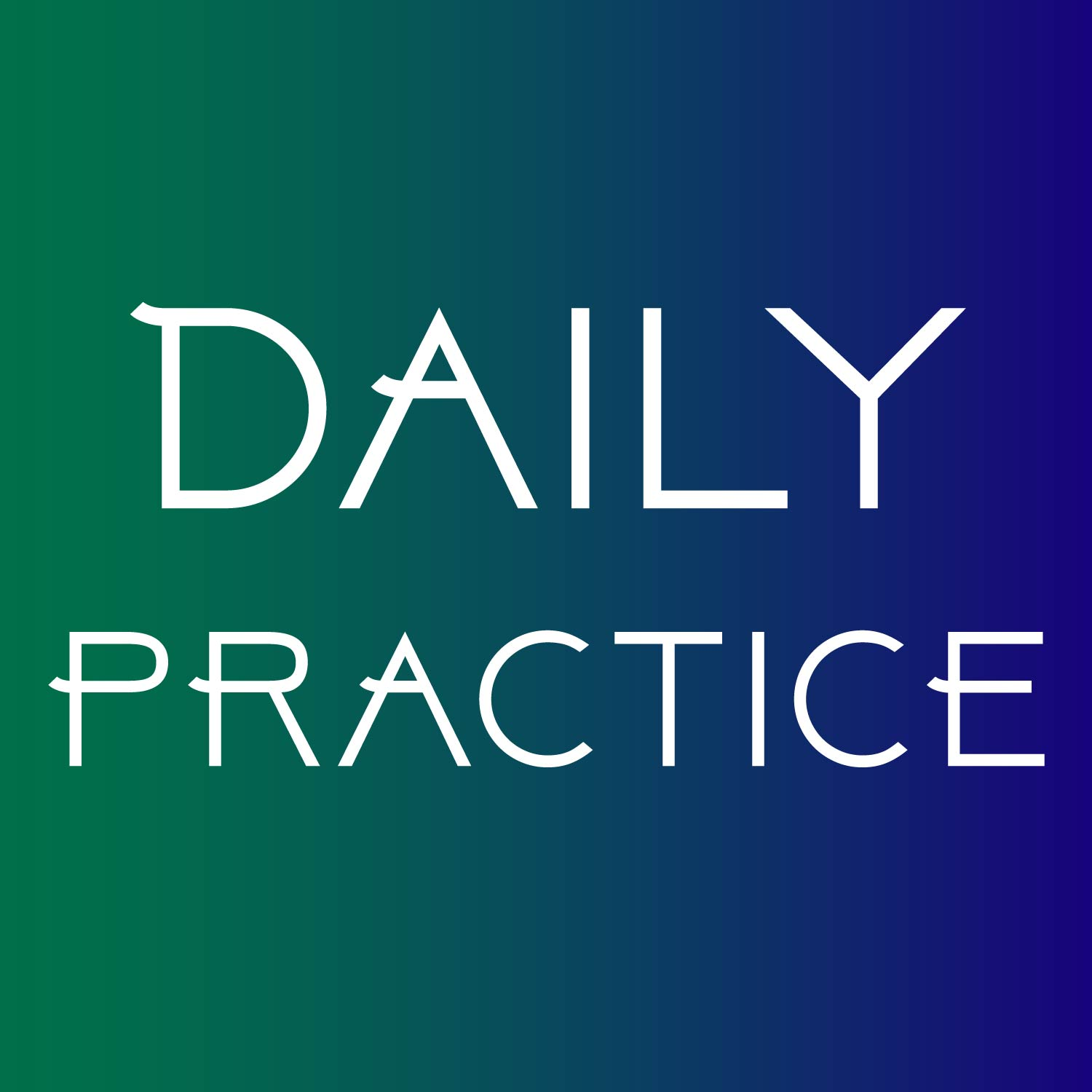 DAILY PRACTICE    Move into your day with a full spectrum flow designed to awaken your body, focus your mind and supercharge your energy.