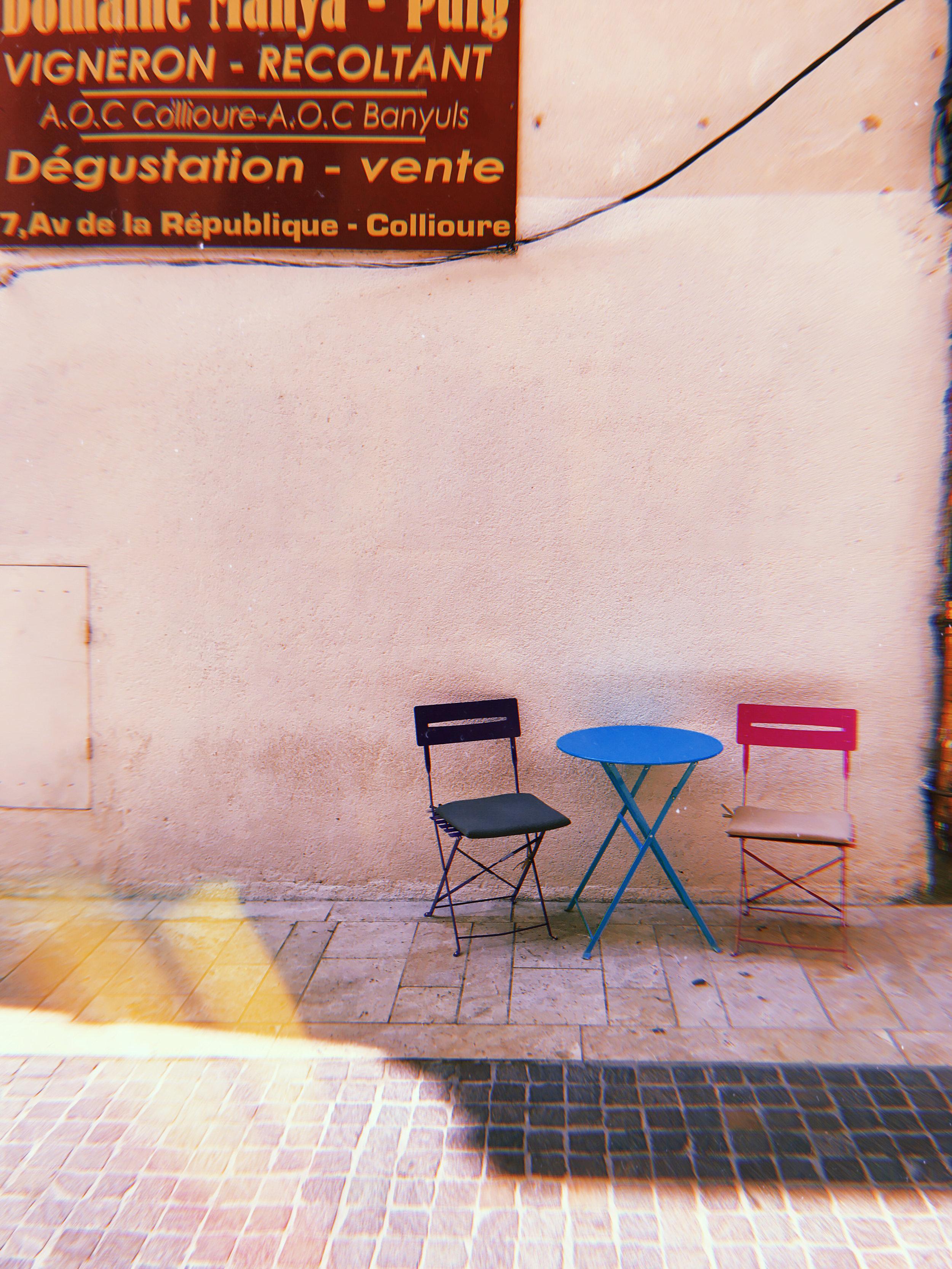 - Collioure