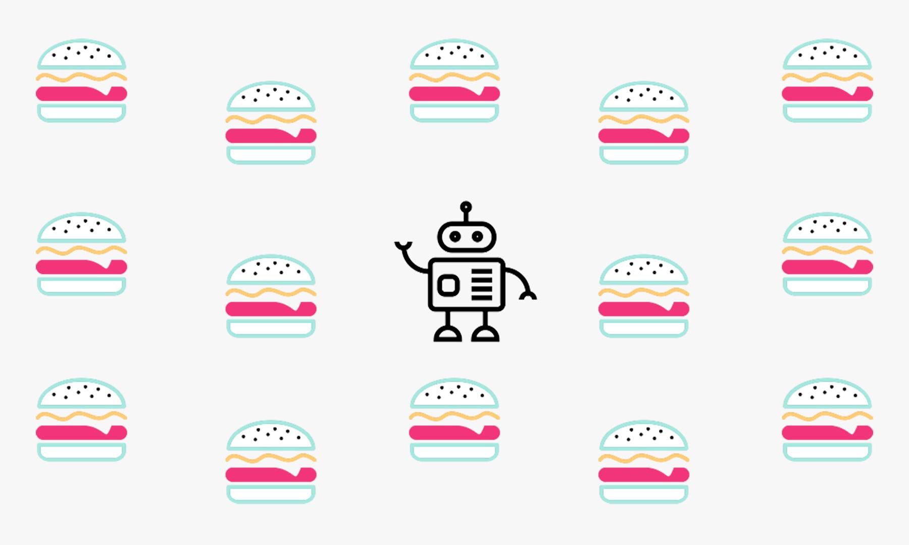 Restaurant  Robots Replace Kitchen Staff