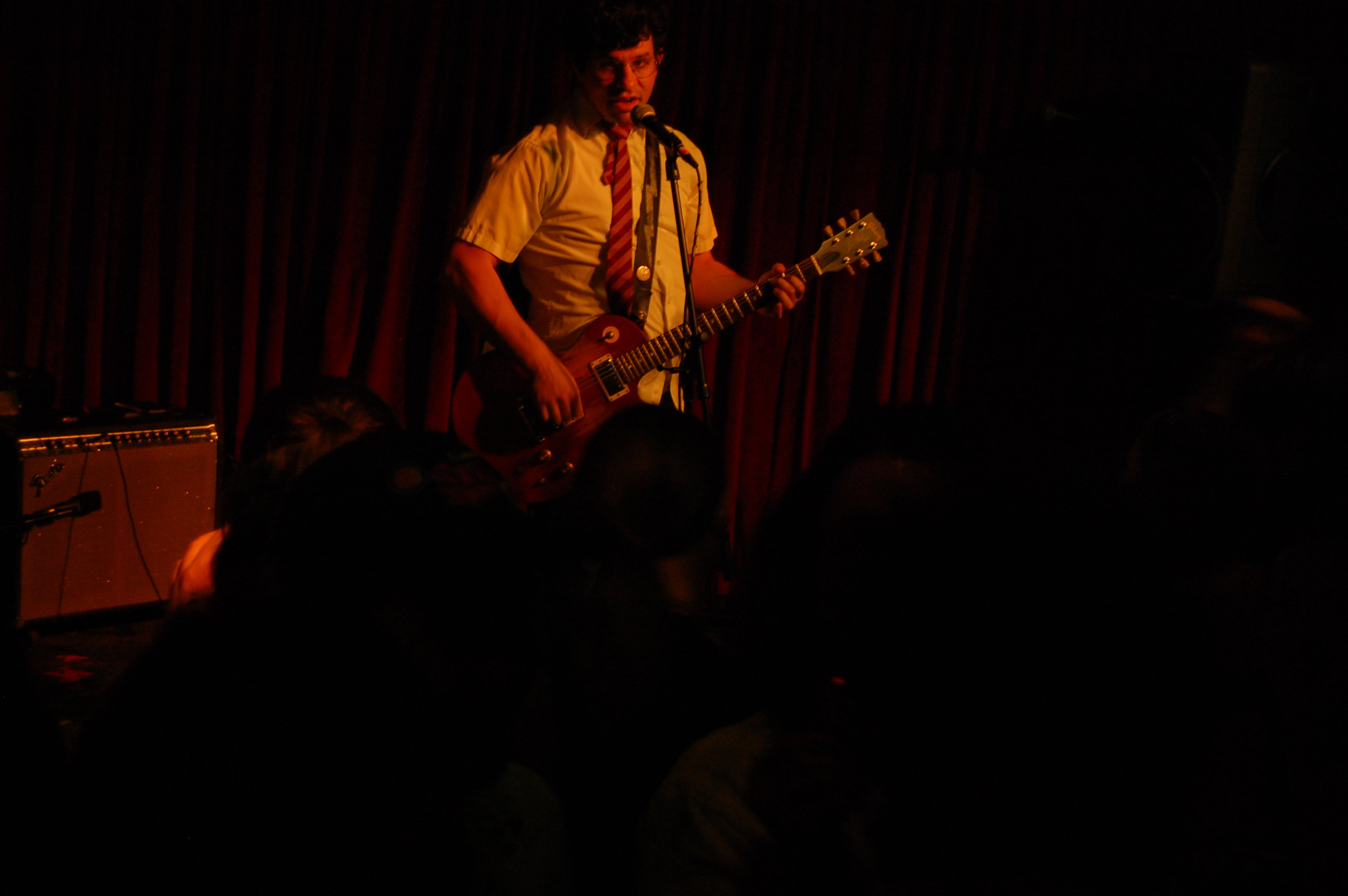March 24, 2012, The Grog Shop, Cleveland, OH