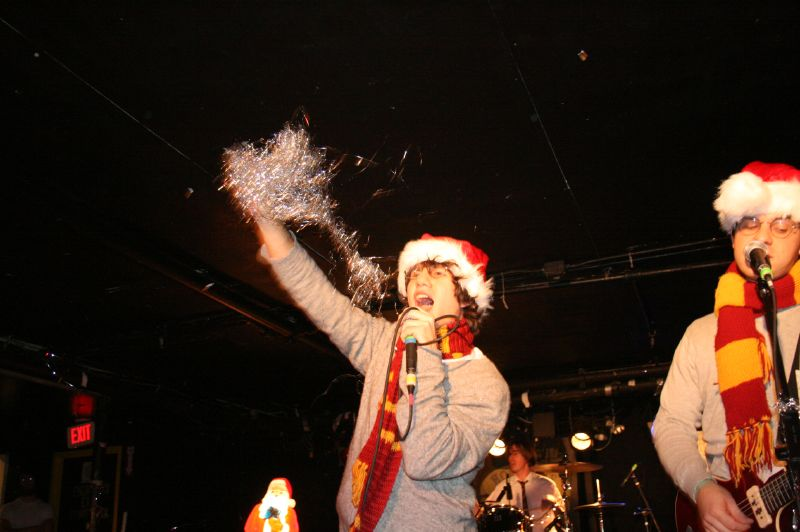 December 9, 2007, The Yule Ball, The Middle East Club, Cambridge, MA