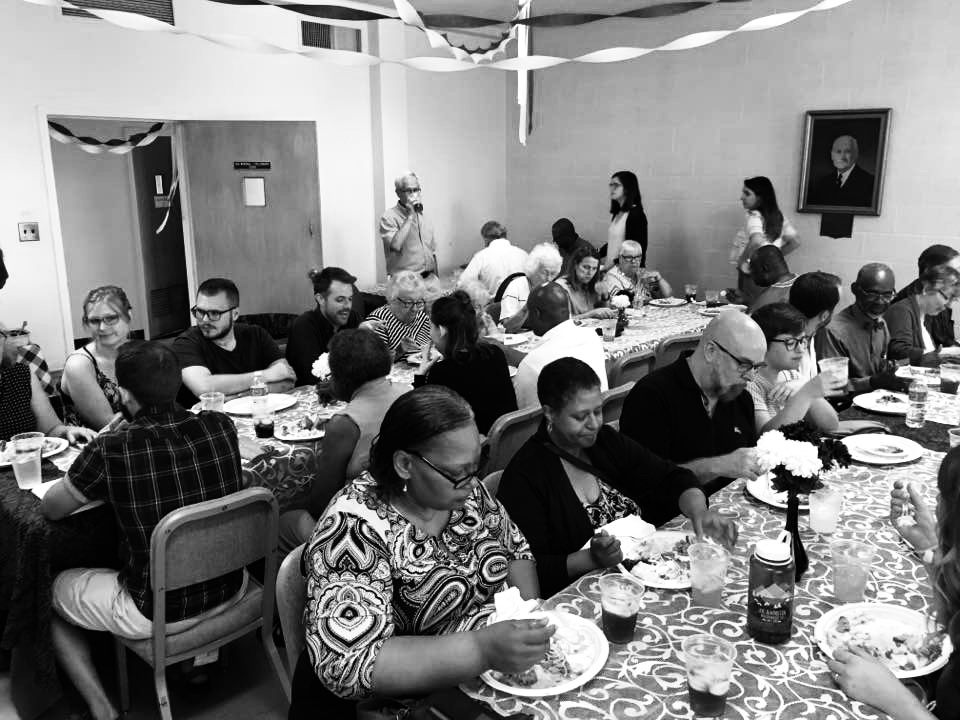 COMMUNITY MEAL -