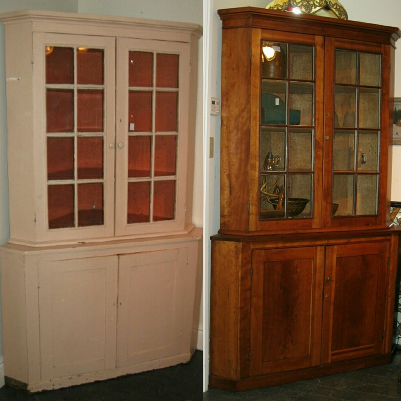 professional restoration - We offer extensive restoration services for formal and country furniture including refinishing, repairs to broken or damaged antiques or paint restoration. We also offer wicker repair and repainting, as well as repairs to stained glass.
