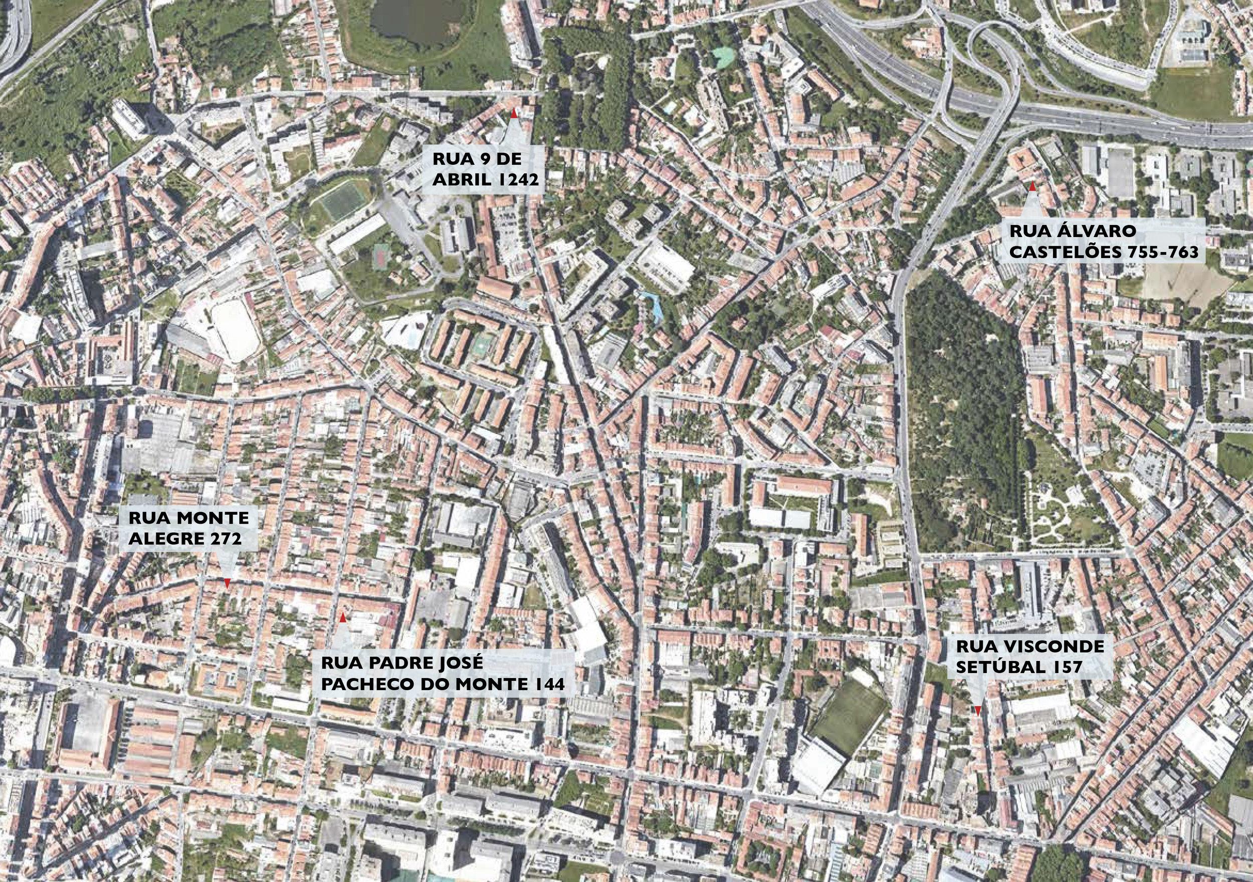 case studies - Porto, 2018