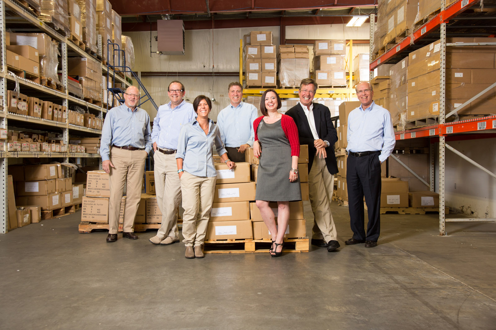 Meet the Supply Chain Solutions team.