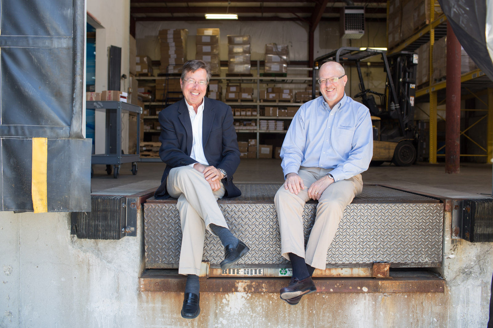 "Meet Les Brand, CEO and Jim Ward, President. ""A good plan, no matter how great, is only as good as its implementation. Implementation is our specialty."""