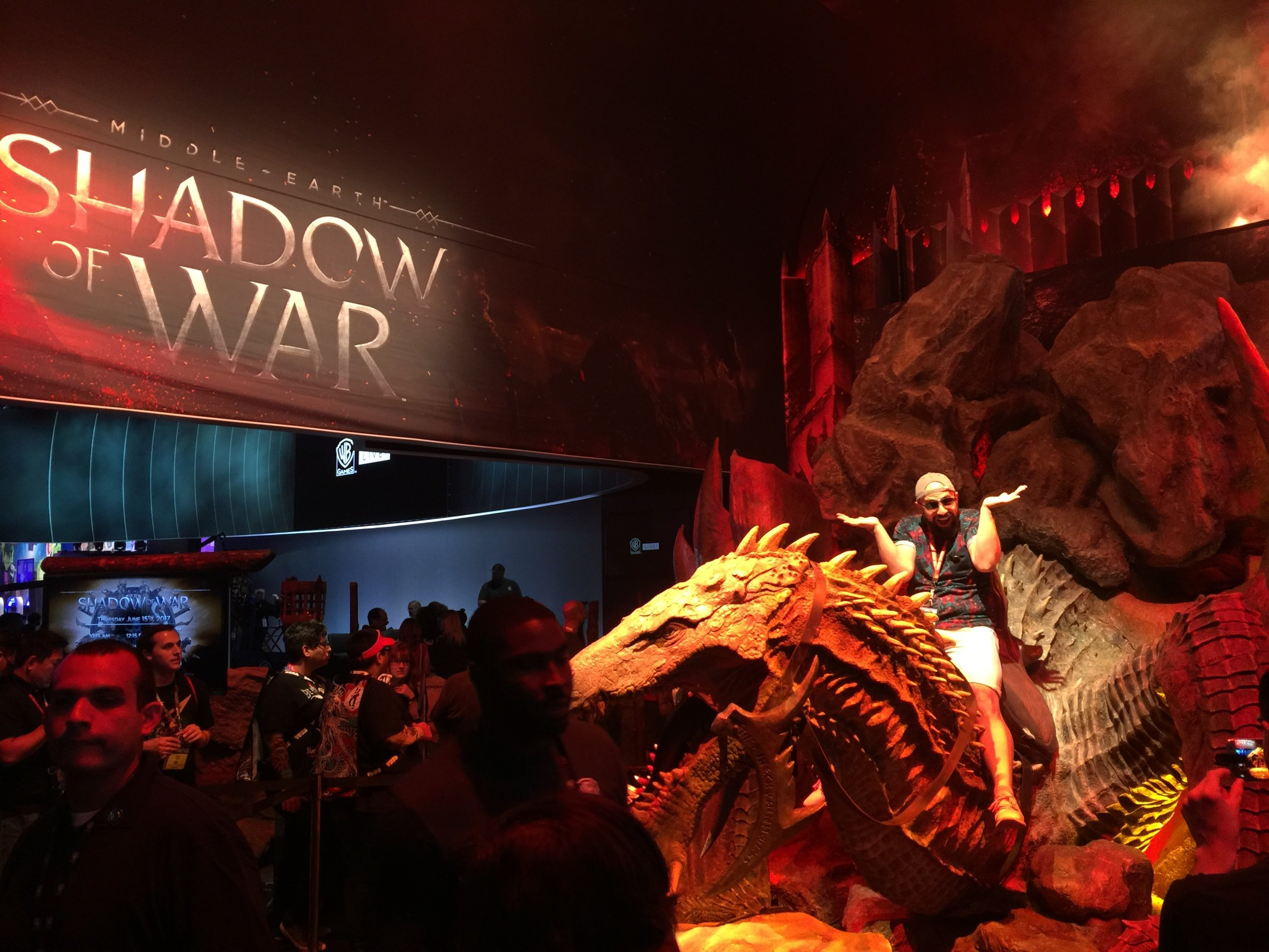 Shadow of War Dragon