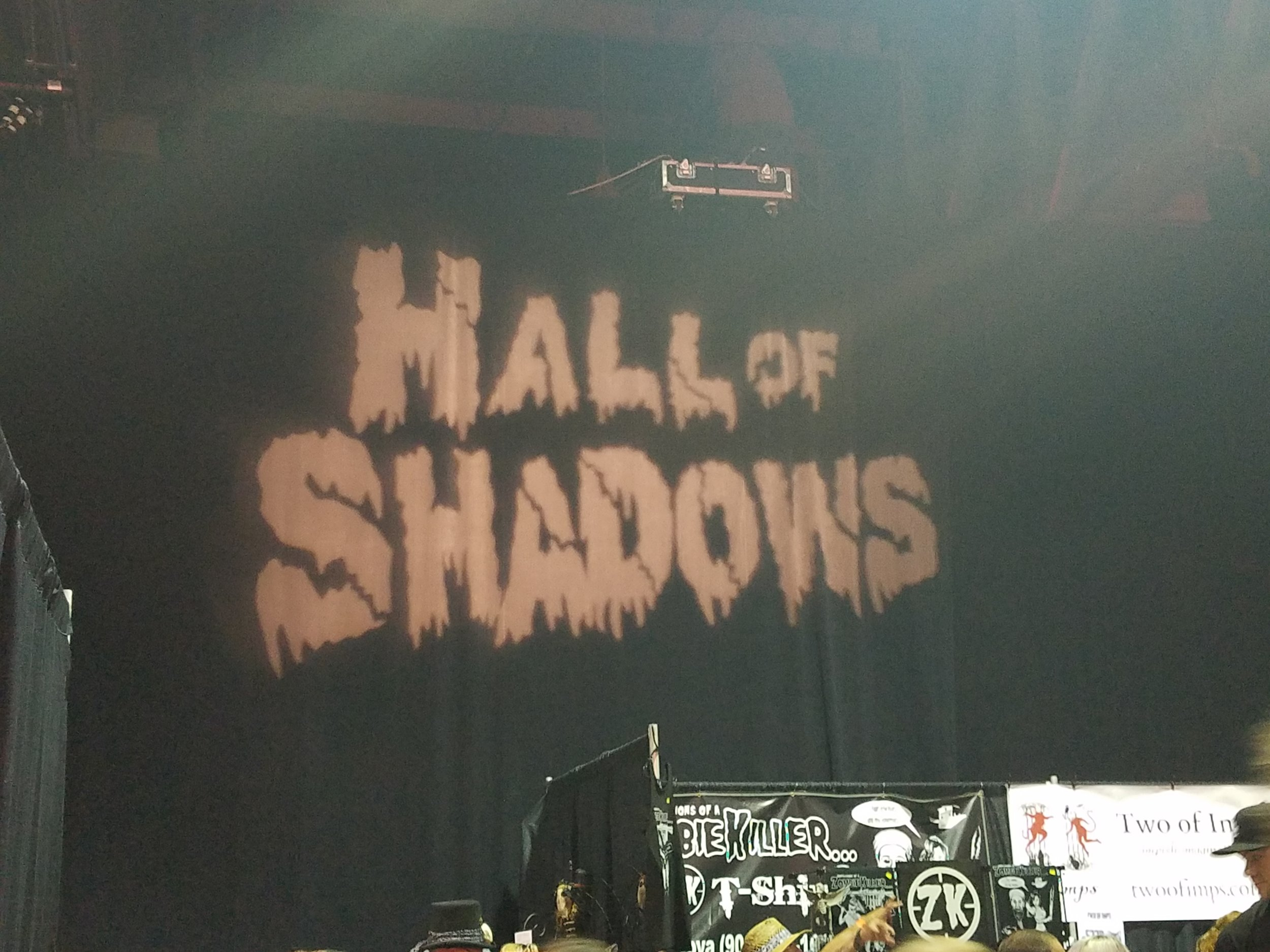 Entrance to the Hall of Shadows