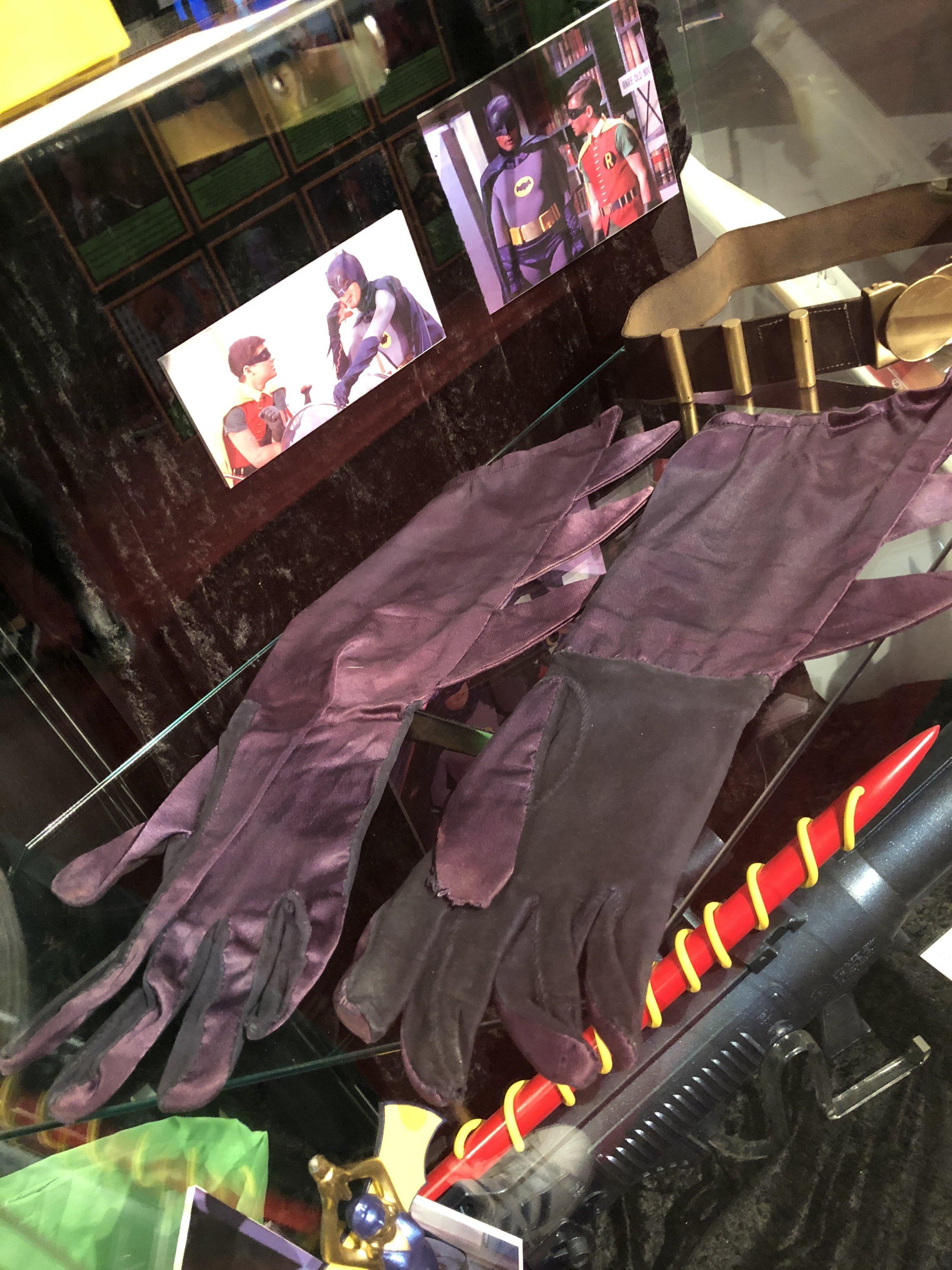 Batman's Gloves
