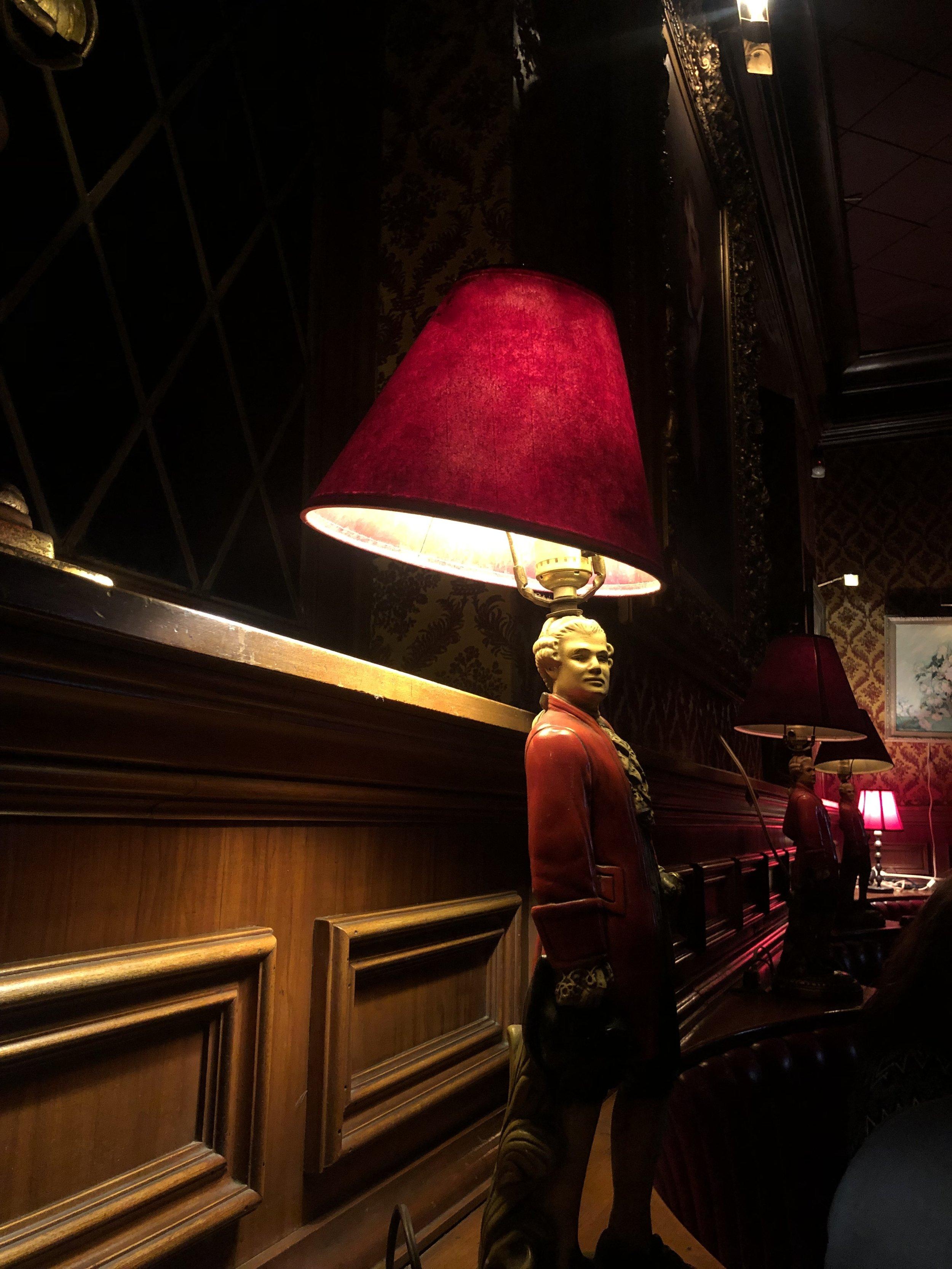 Prince Lamp