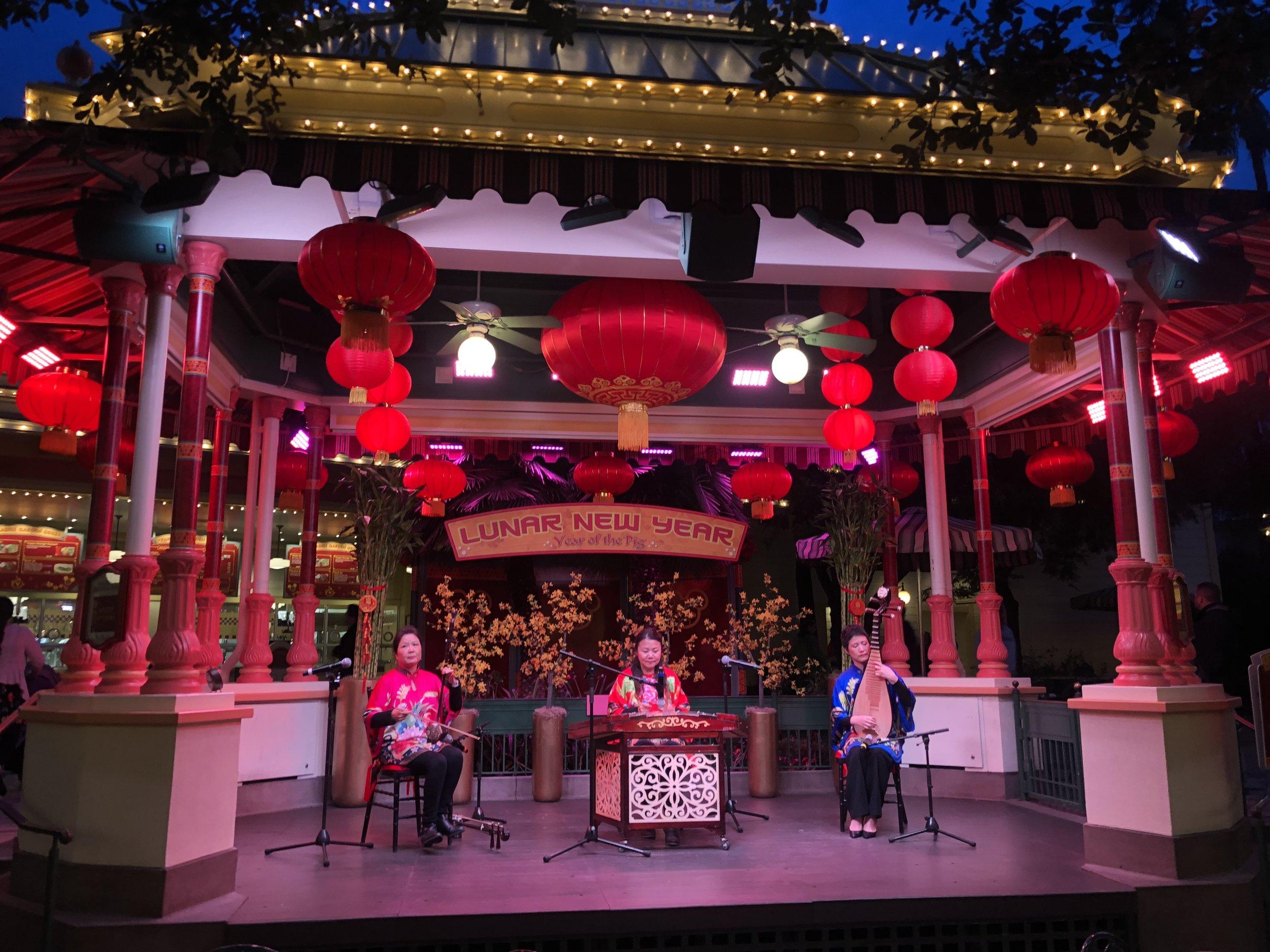 The Melody of China