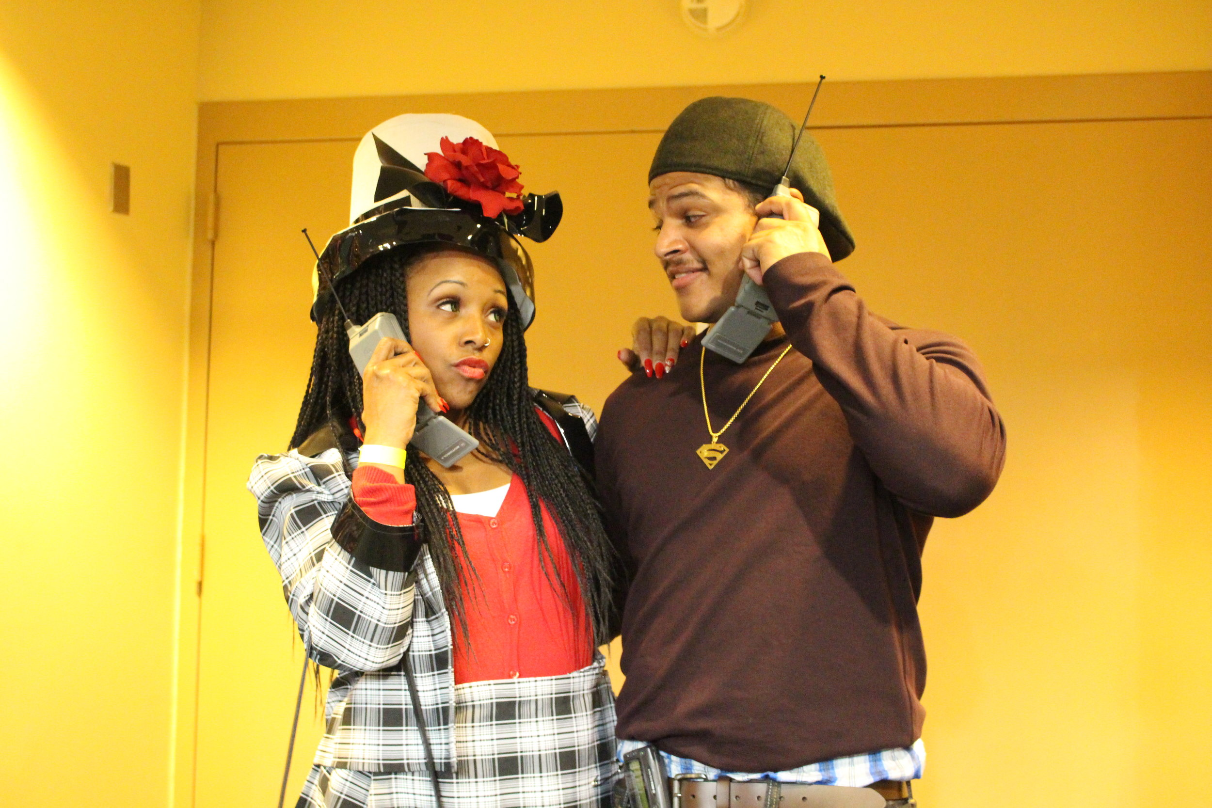 Dionne and Murray from Clueless