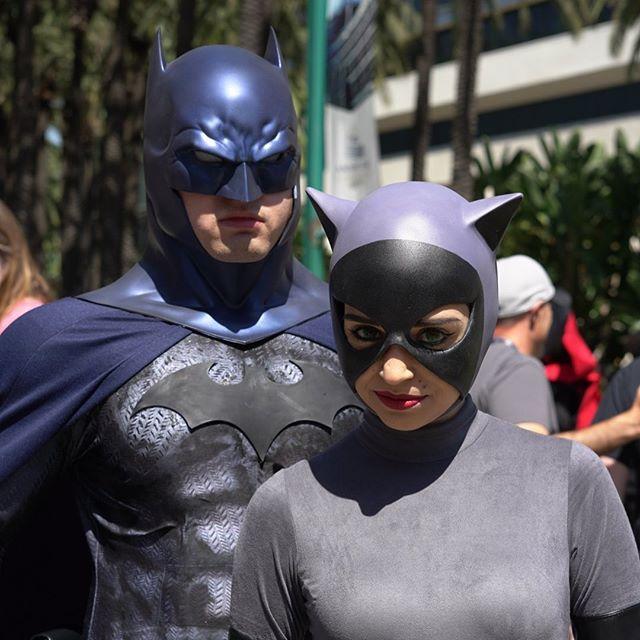 DC universe @wondercon #Batman #CatWomen #DC #Nerd #NerdLife #ComicBook #SuperHero #Comics  #Cosplay #Cosplayers #WonderCon  #WonderCon2019 #PeopleofCon