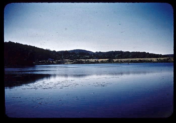 Lake in 1958