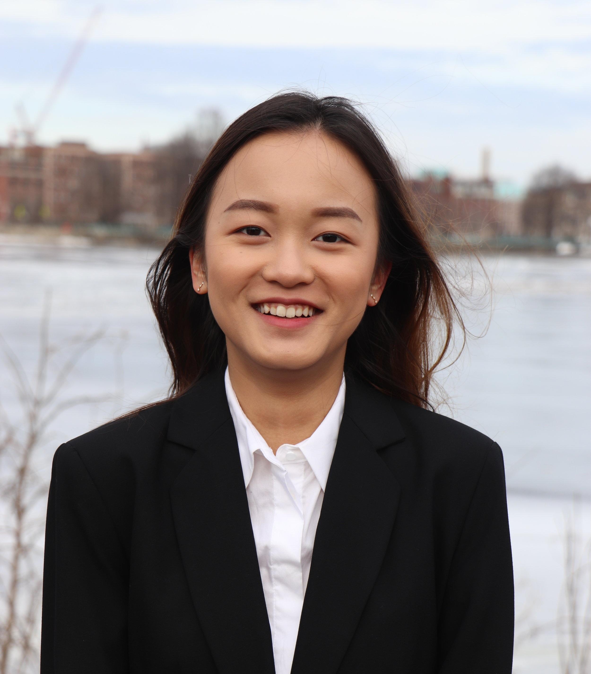 Dina Yang    Chief Marketing Officer   May 2022  Business Administration