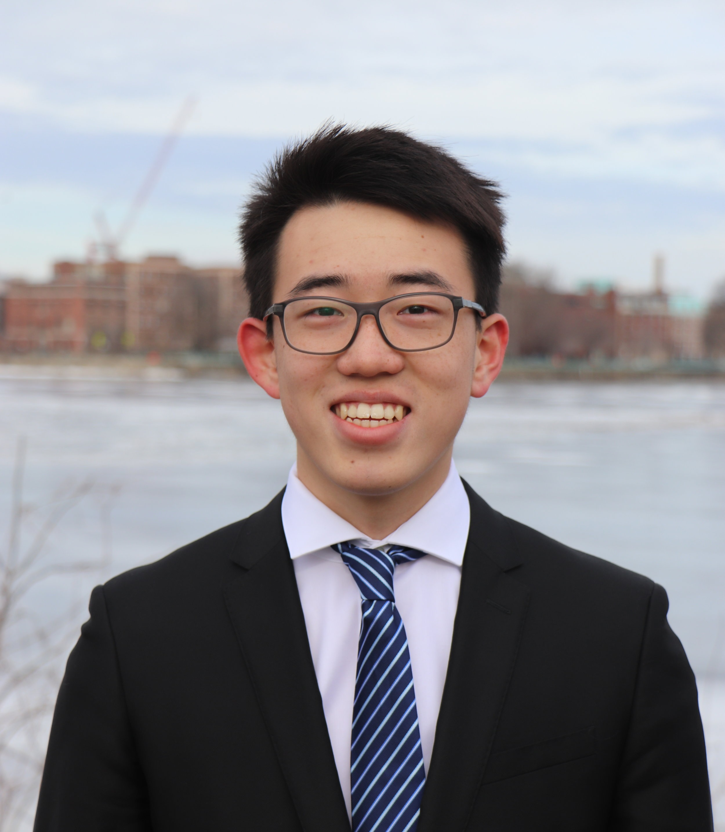 Justin Yu    Chief Risk Officer   May 2022  Business Administration & Psychology