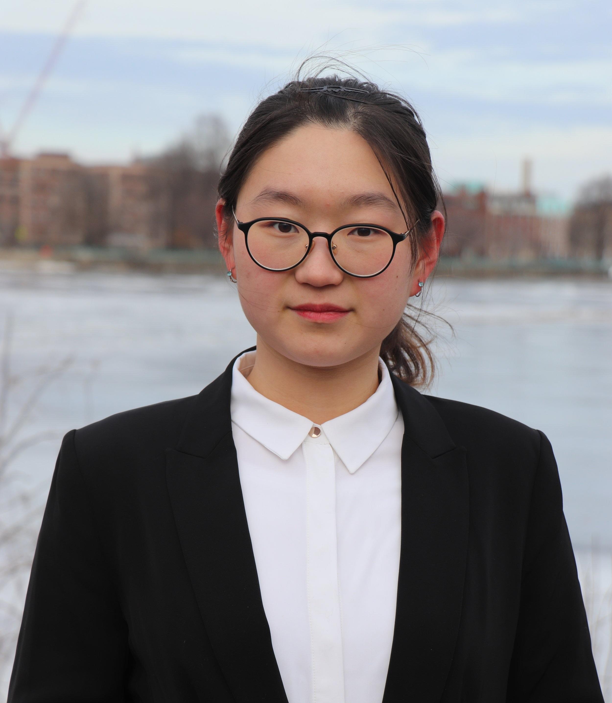 Simeng Wang    Director of Corporate Relations   May 2020  Economics