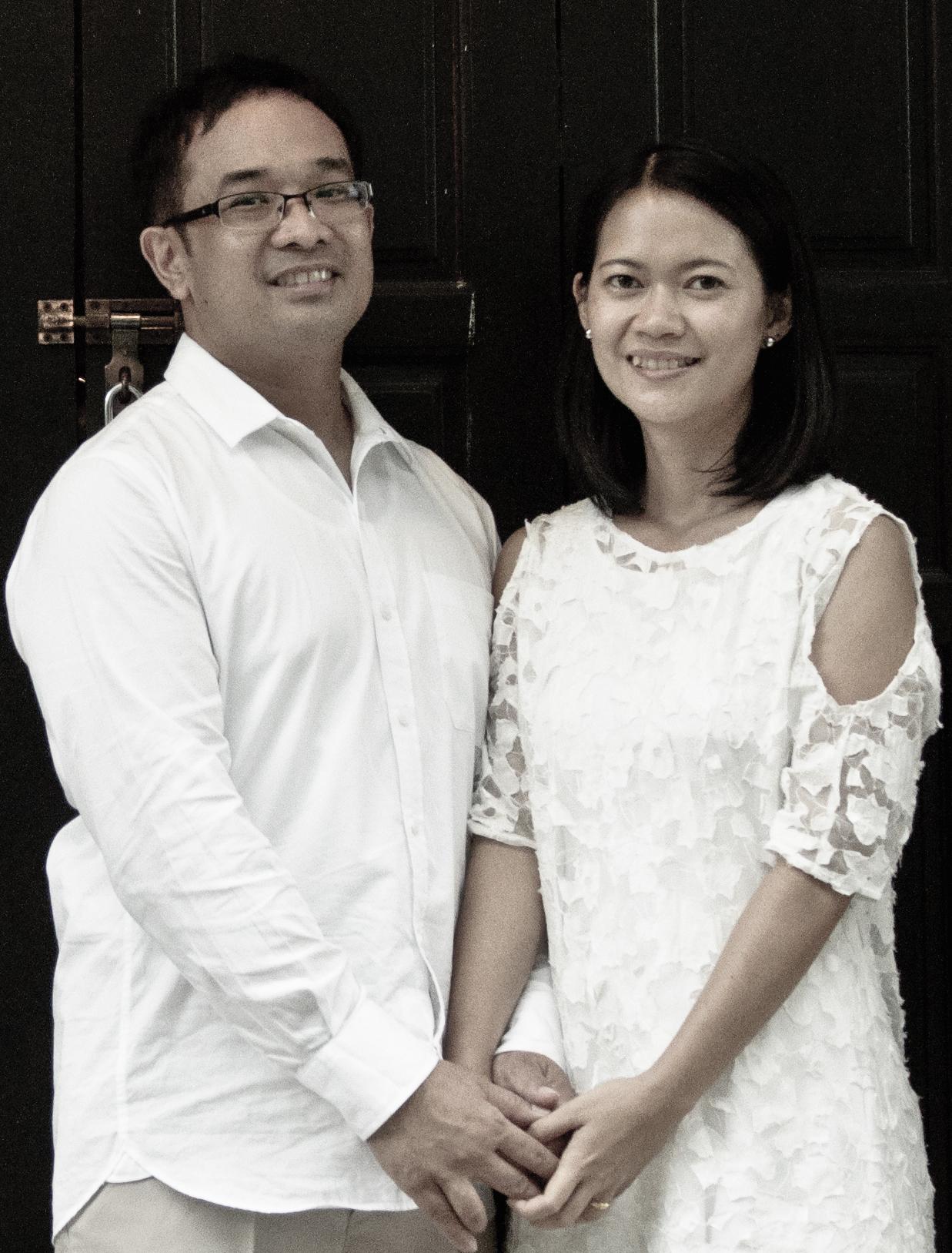 Som & Harry, founders