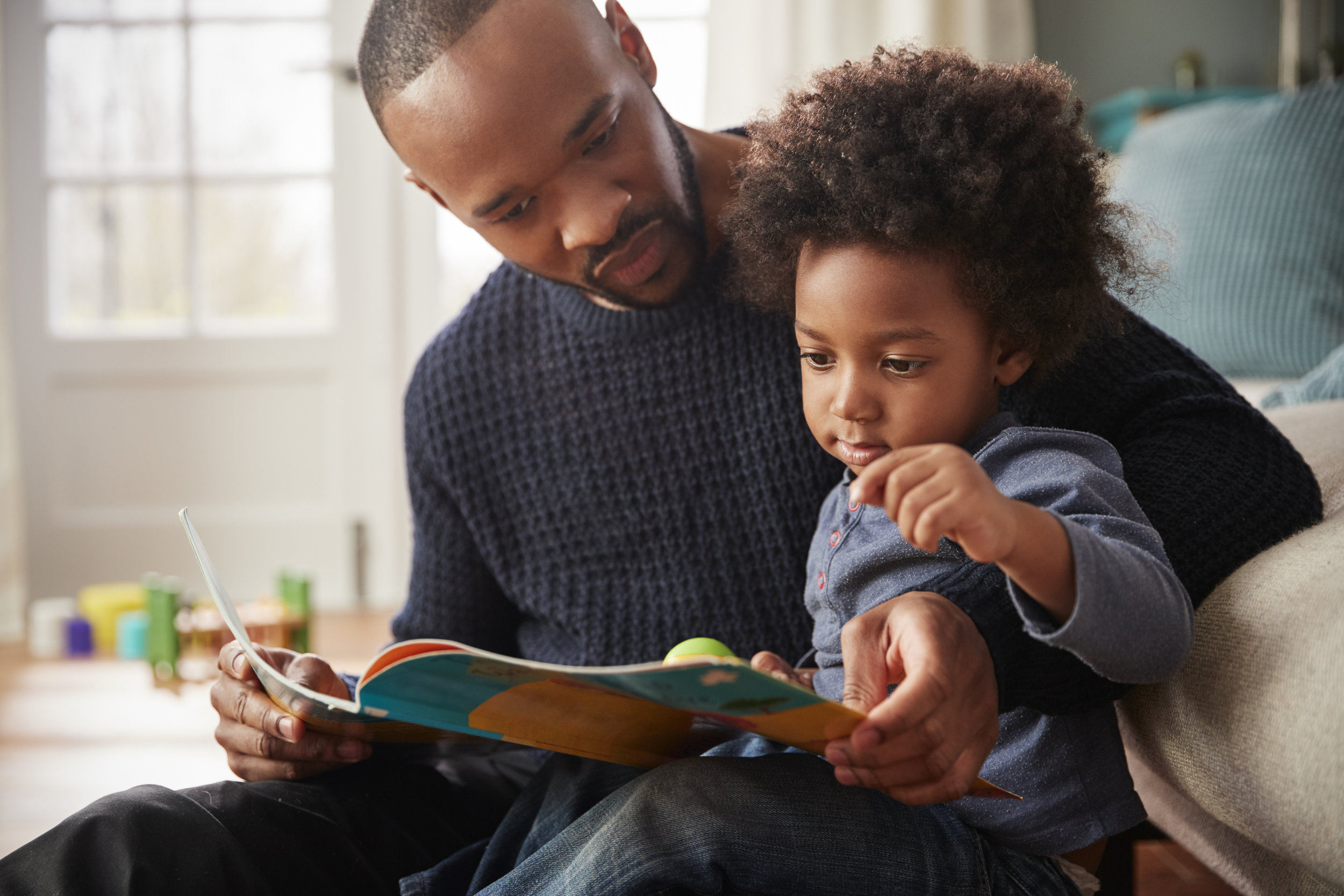 Read Together Snuggle Together    Learn What's New