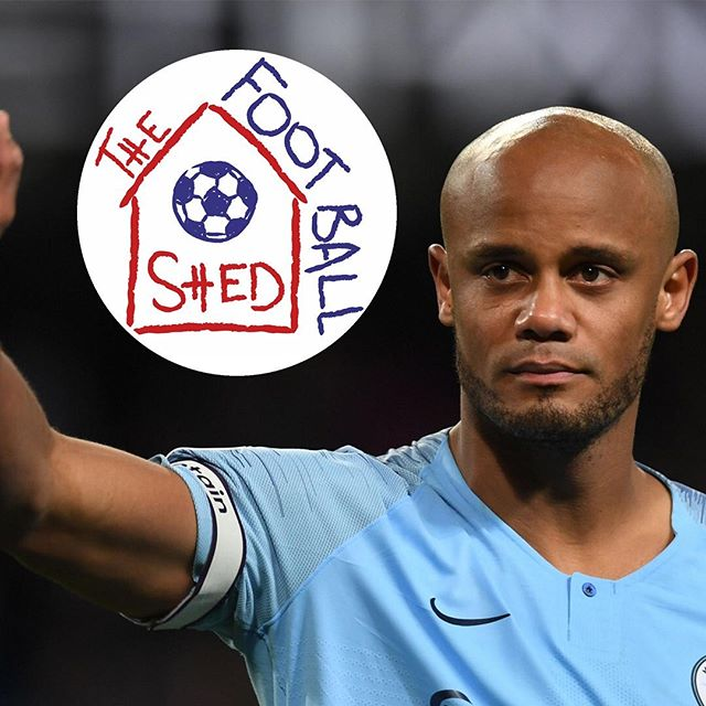 """New Shed episode, """"Vinny the Easter Bunny"""" out now in all the usual places. So much exciting @championsleague happening! . . . . #footballshed #podcast #championsleague #ucl #kompany #premierleague #epl #⚽️ #championship #ridiculous"""