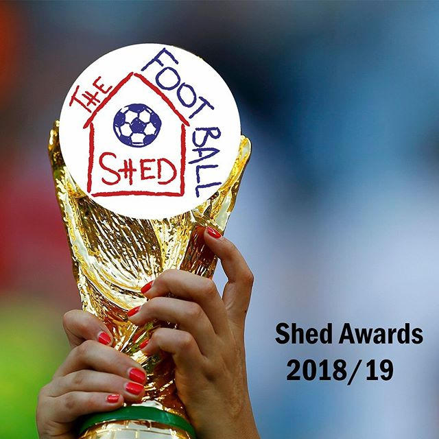 Shed Awards coming this week! Check out Facebook and you can get involved too! . . . . . . #footballshed #podcast #awards #premierleague #epl #⚽️ #endofseason #excitingtimes