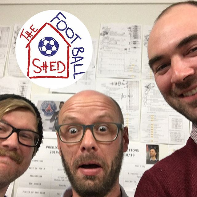 Final Shed of the season is out now! It's the third annual Shed Awards! Get listening in the usual places now... . . . . . . #footballshed #podcast #⚽️ #awards #premierleague #endofseason #soccer #instasoccer #instafootball #epl