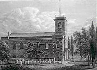 St Matthews Church of England, Bethnal Green