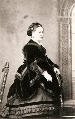 Clara Maria Winney  nee Simms (c1835-1910)