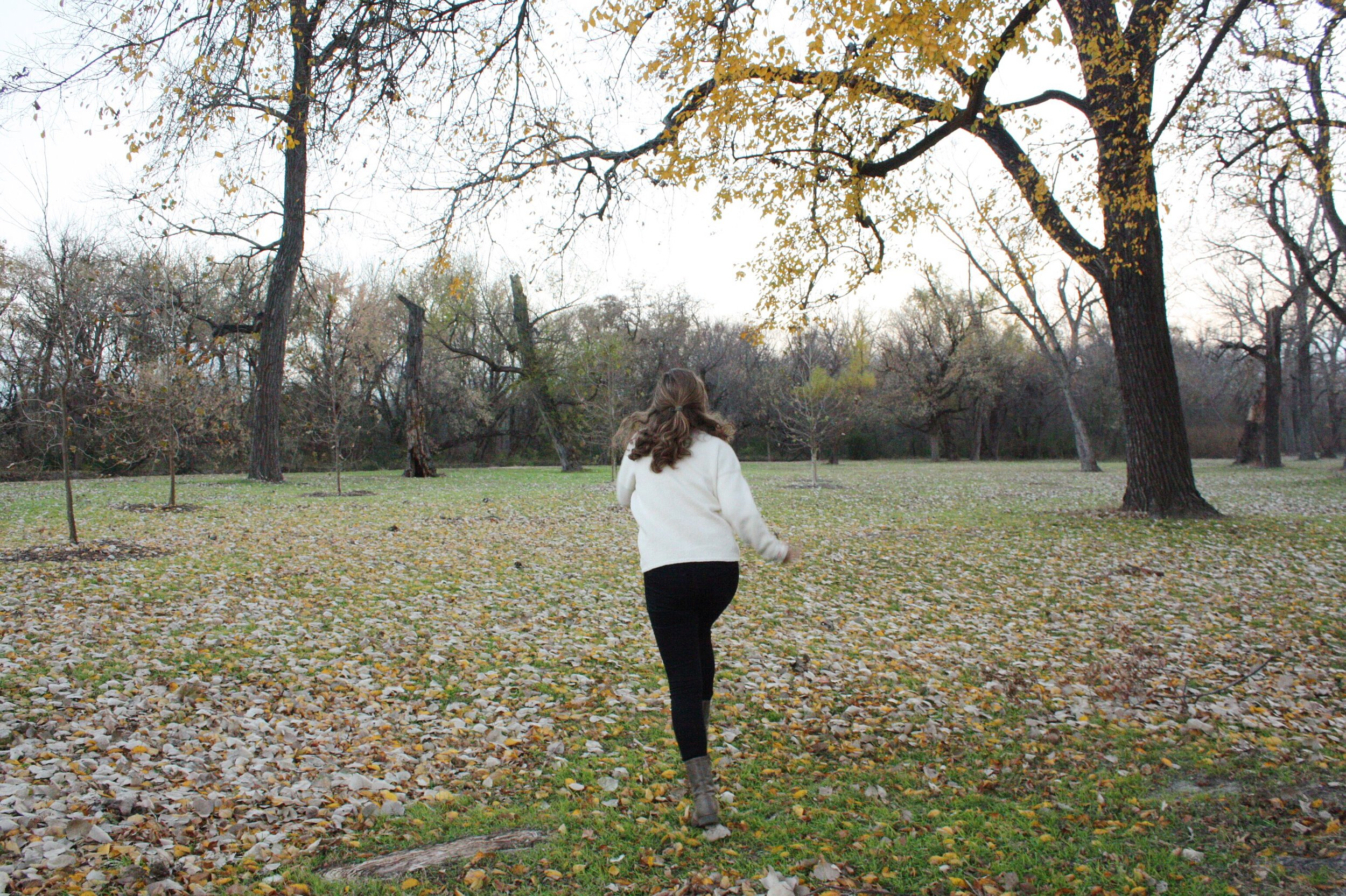 My sister Vivian, in Dallas, Texas (November 2014)