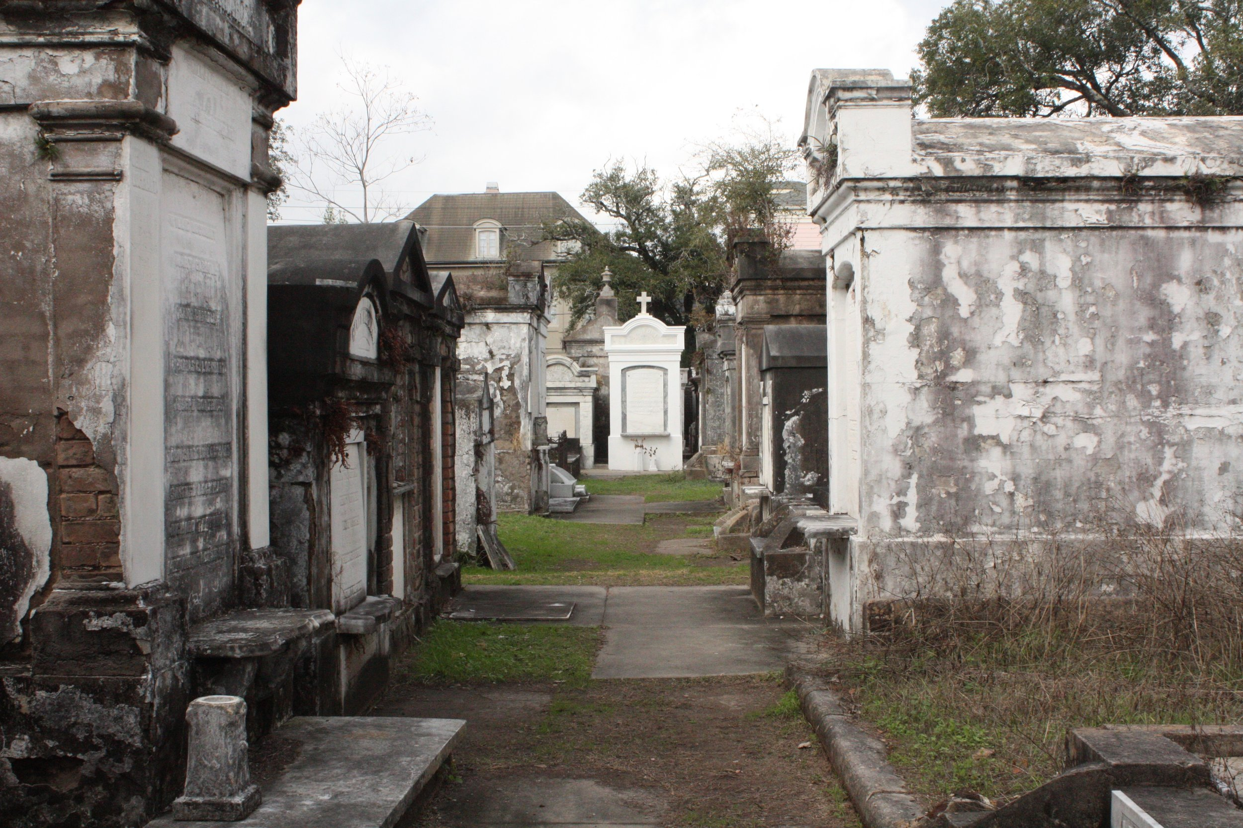 Lafayette Cemetery No. 1, New Orleans: December 2016