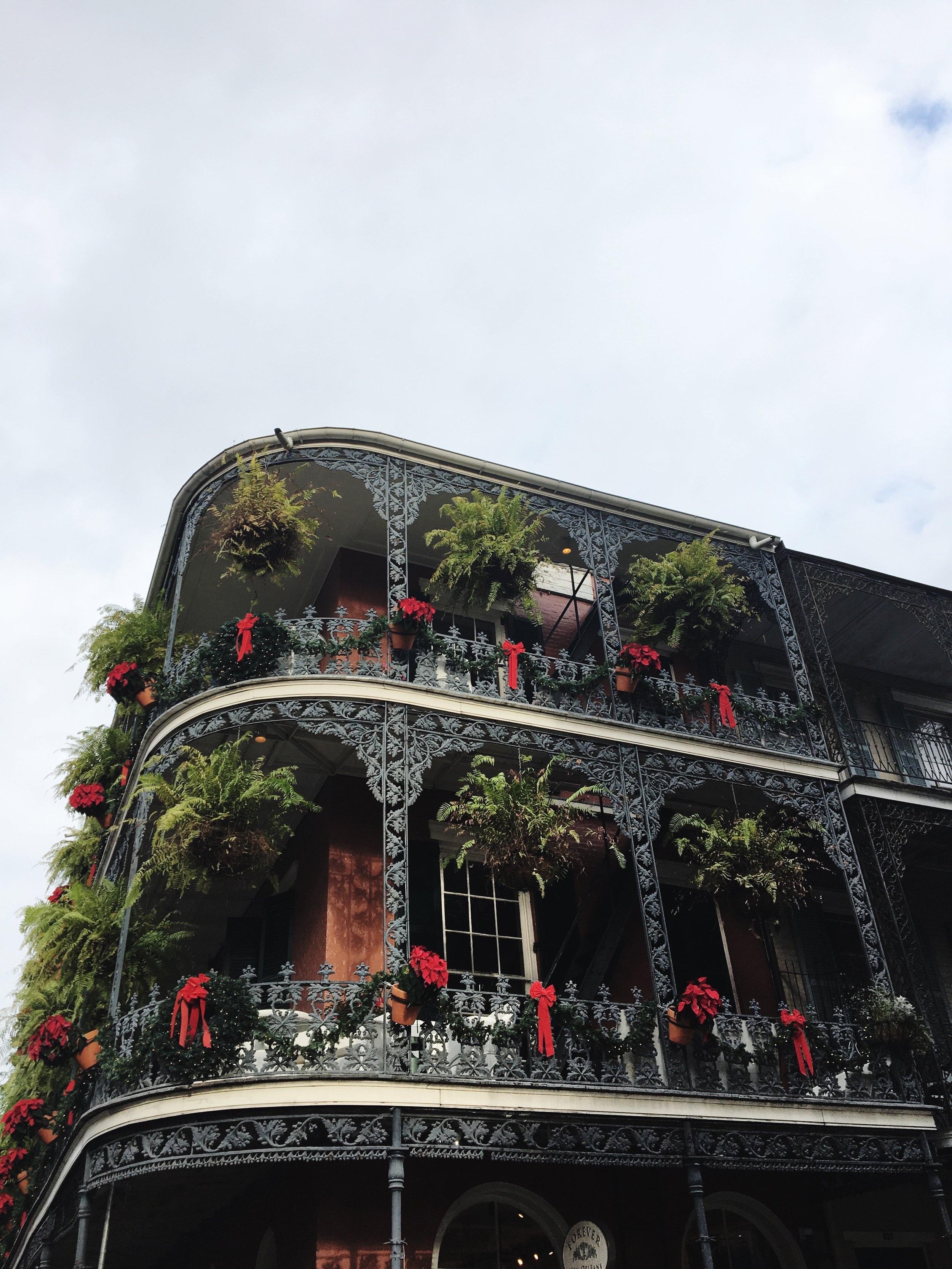New Orleans: December 2016